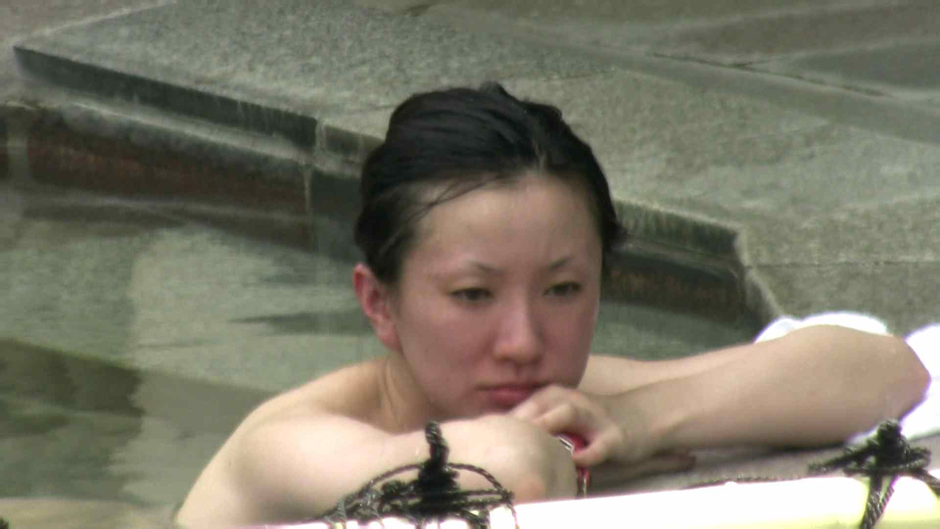 Aquaな露天風呂Vol.663 露天風呂編   盗撮シリーズ  77PIX 65