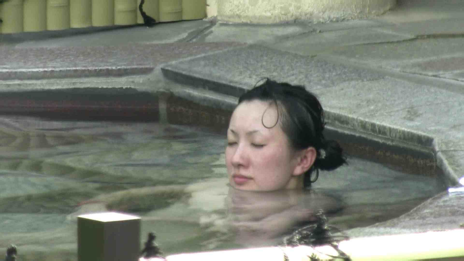 Aquaな露天風呂Vol.663 露天風呂編   盗撮シリーズ  77PIX 75