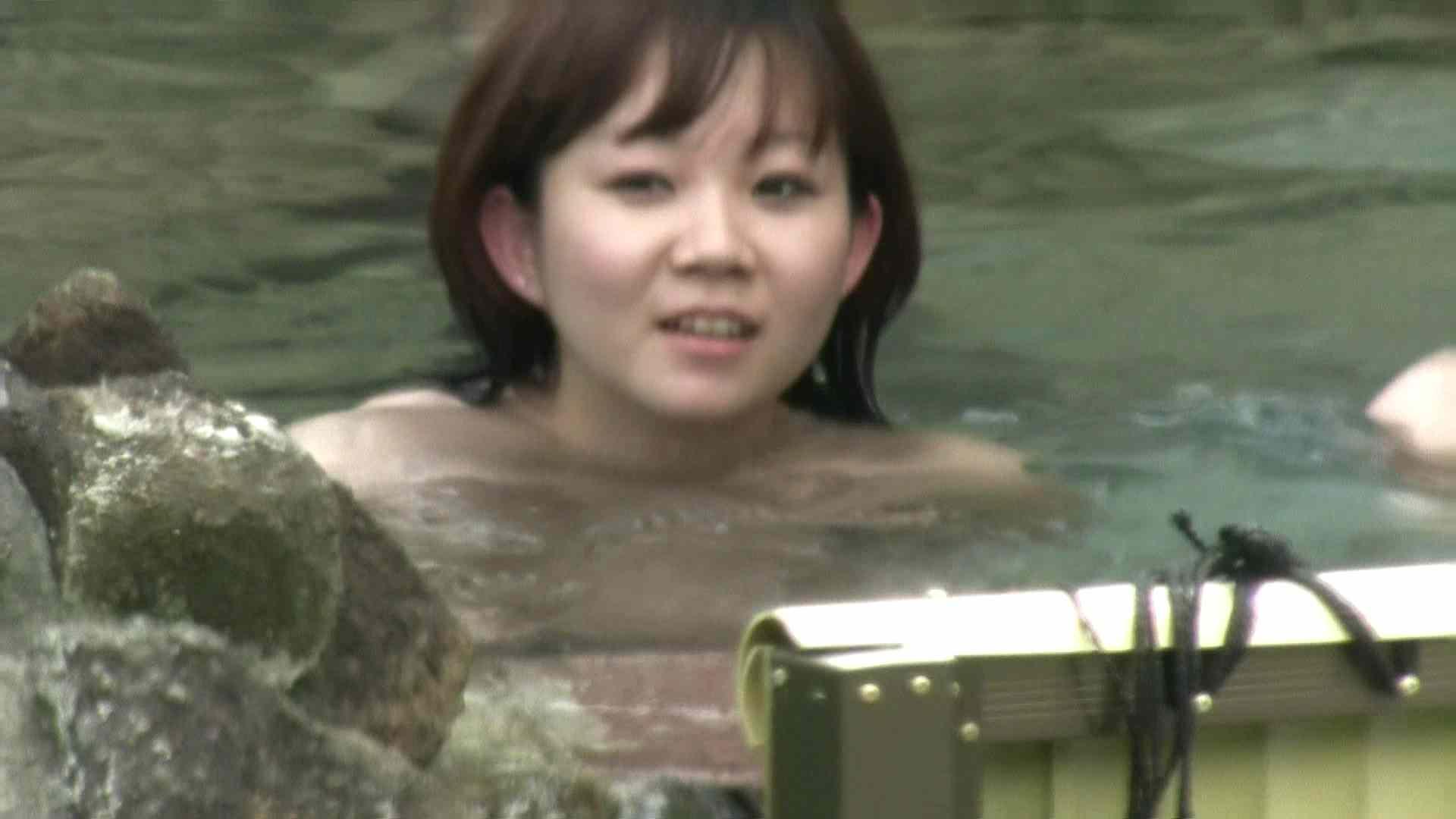 Aquaな露天風呂Vol.664 盗撮シリーズ  98PIX 42