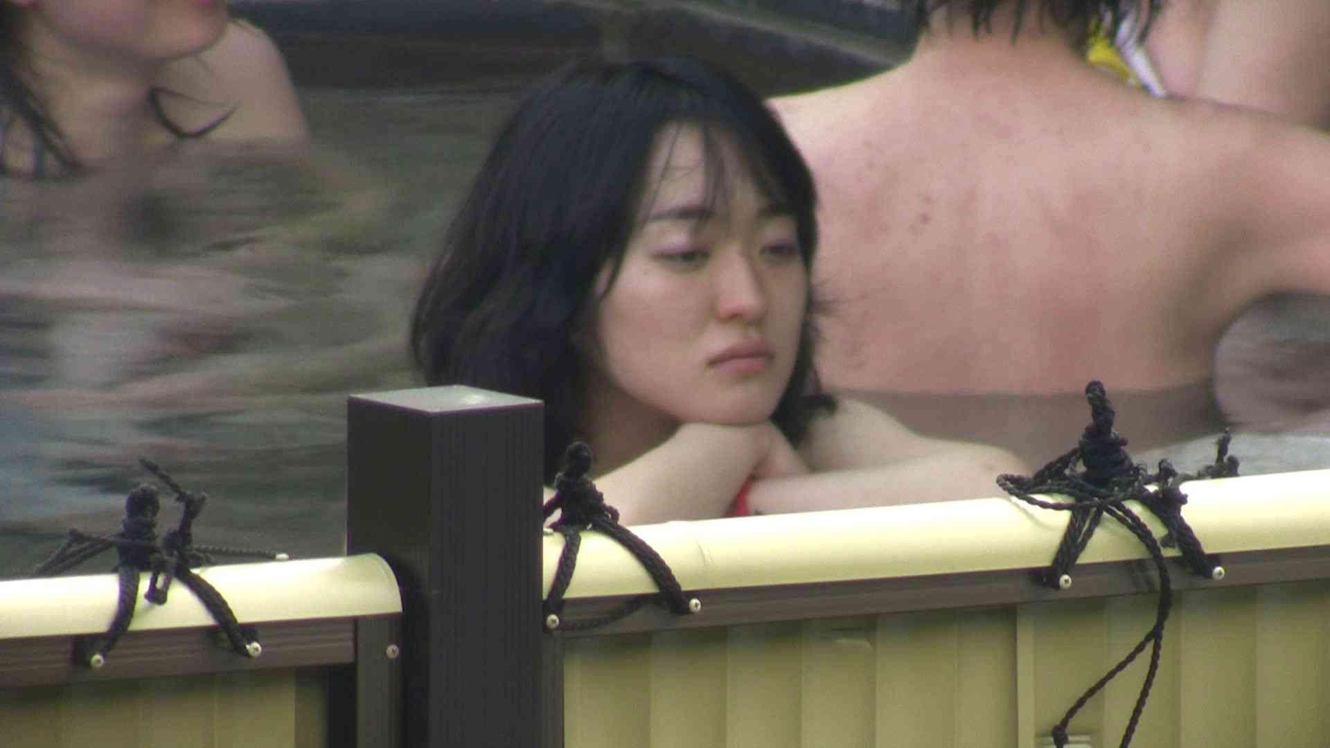Aquaな露天風呂Vol.681 盗撮シリーズ  94PIX 32