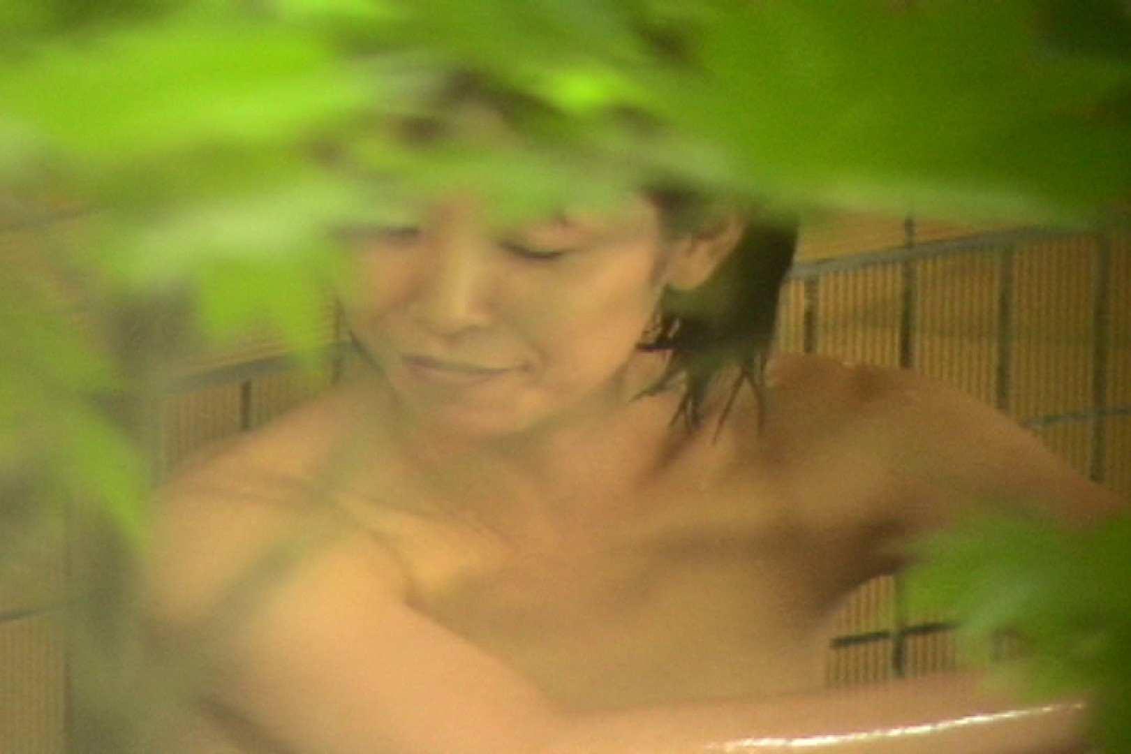Aquaな露天風呂Vol.703 盗撮シリーズ   露天風呂編  95PIX 79