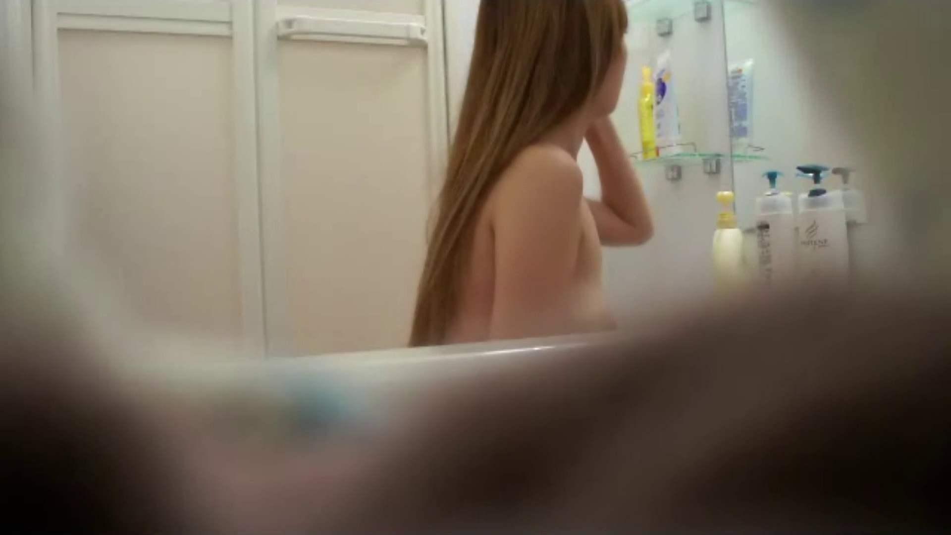 二人とも育てた甲斐がありました… vol.30 泊まりに来たユリナの入浴 入浴  81PIX 26