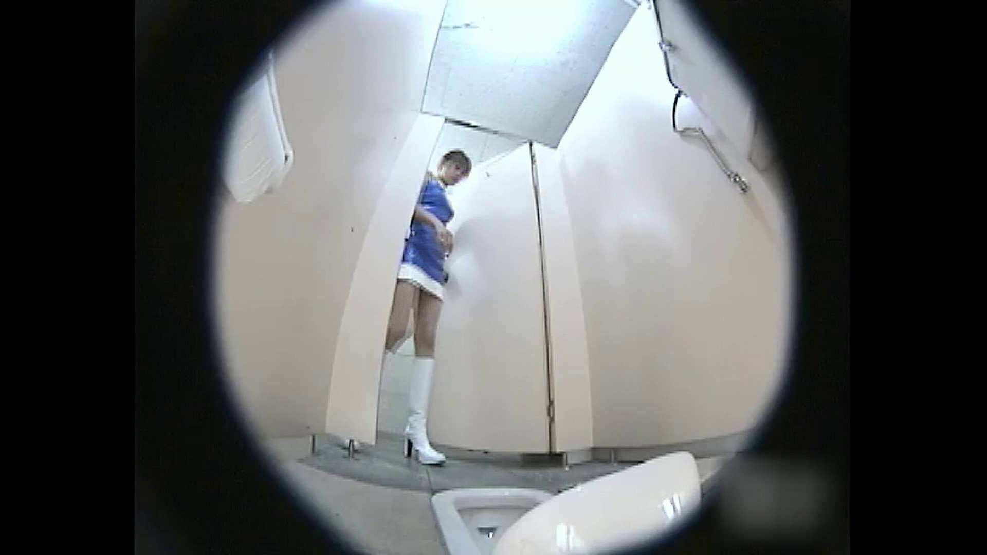 レースクィーントイレ盗撮!Vol.02 盗撮シリーズ   美女まとめ  78PIX 19