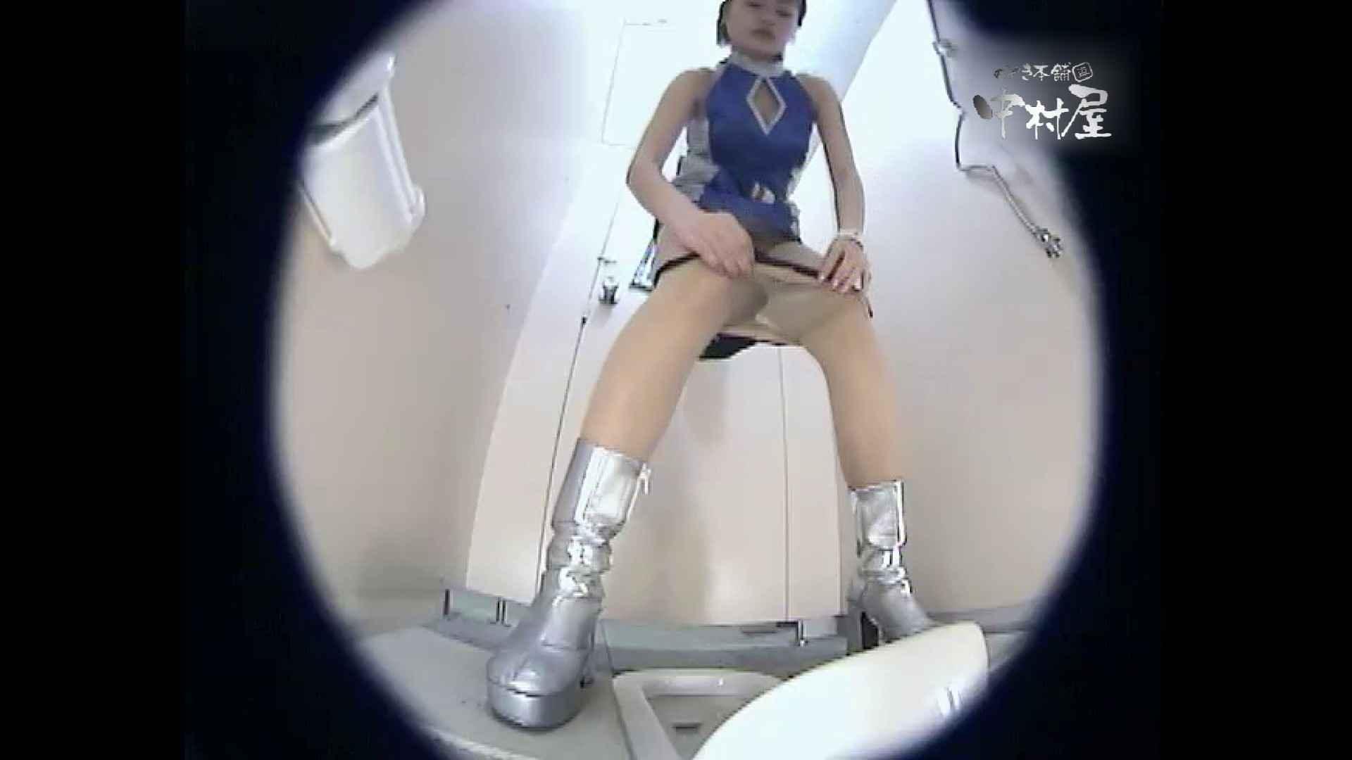 レースクィーントイレ盗撮!Vol.05 便器の中 盗み撮り動画 113PIX 62