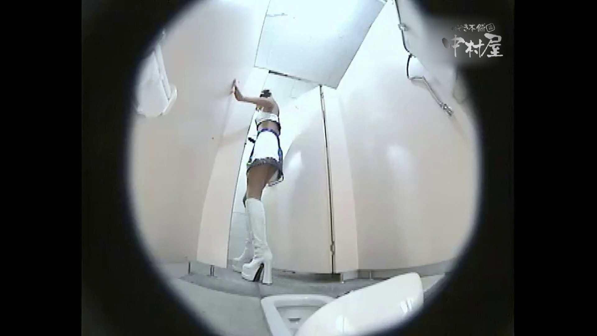レースクィーントイレ盗撮!Vol.09 オマンコもろ 盗み撮り動画 96PIX 68