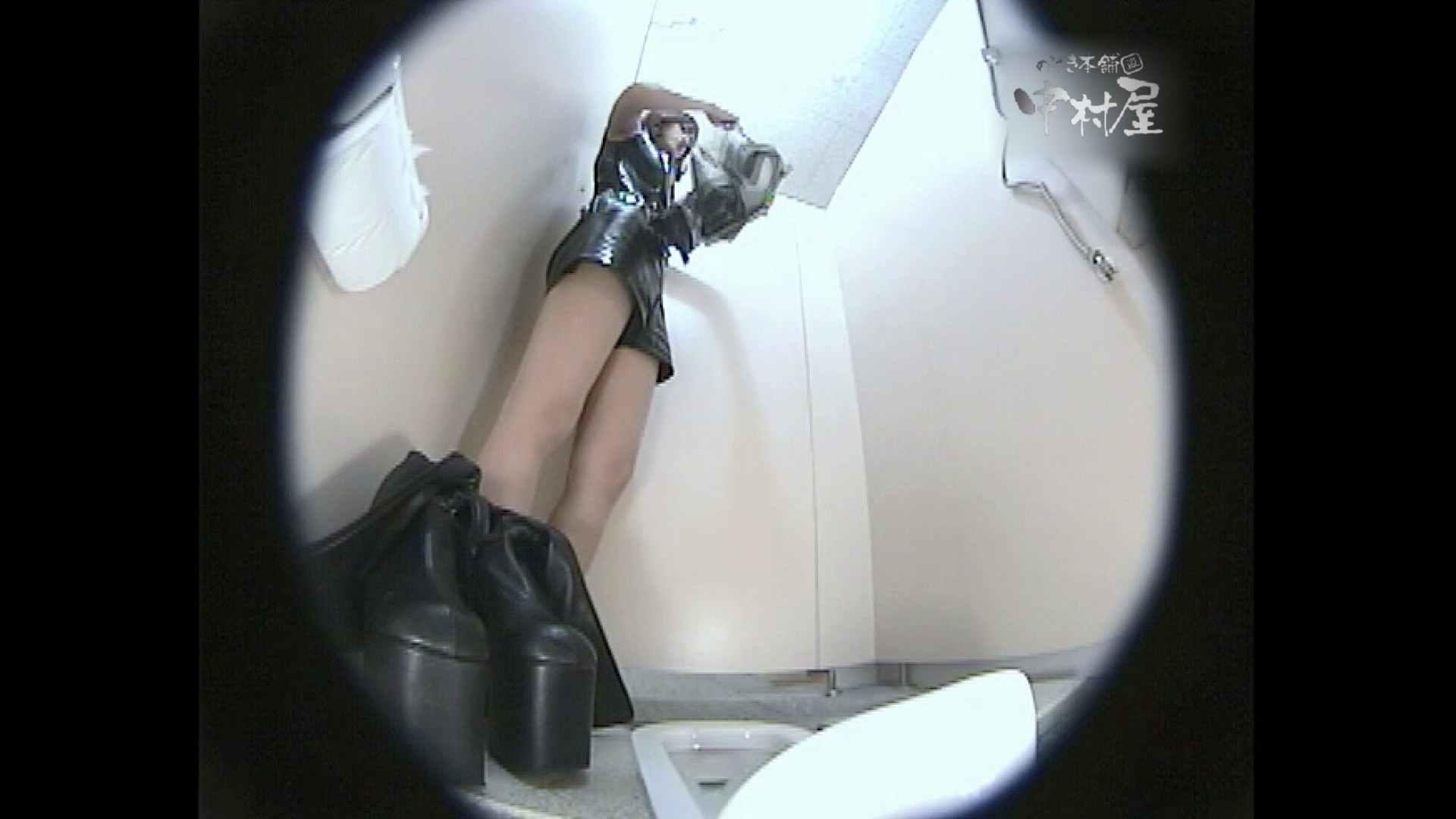 レースクィーントイレ盗撮!Vol.19 マンコエロすぎ 濡れ場動画紹介 87PIX 49