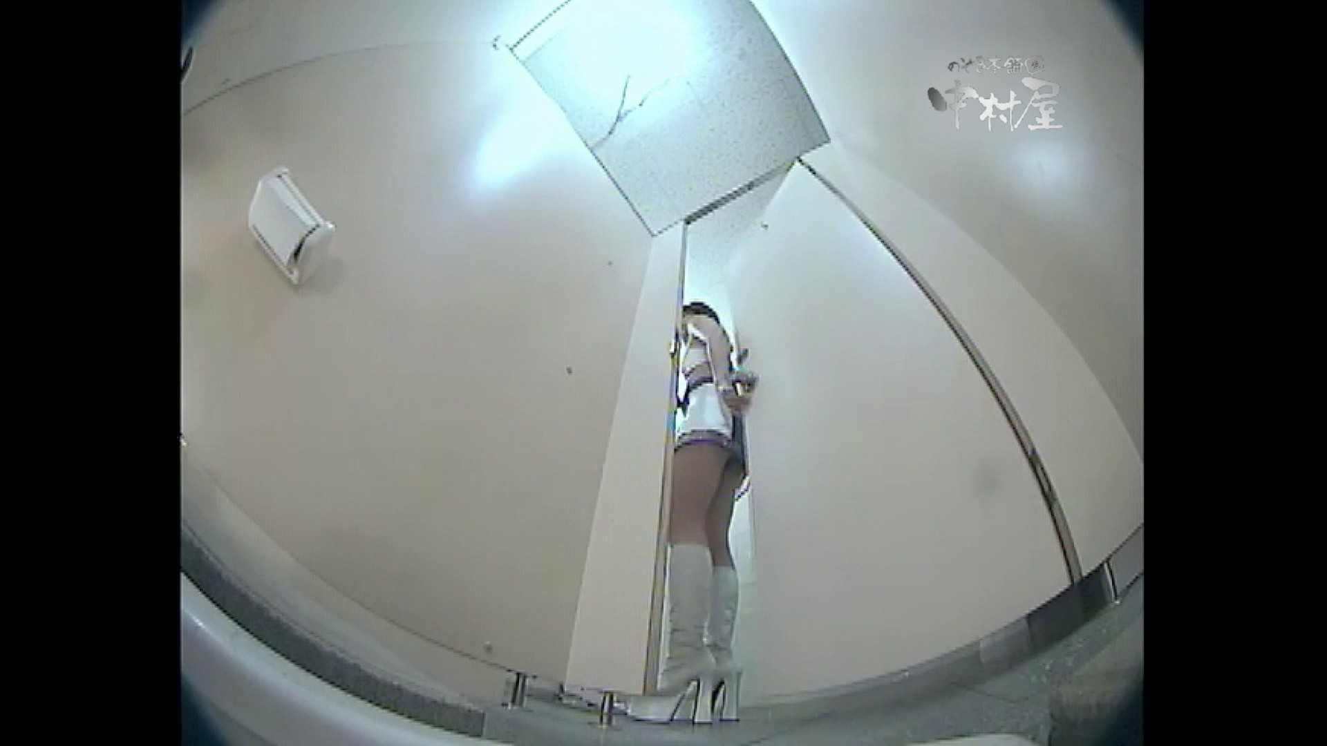 レースクィーントイレ盗撮!Vol.23 トイレ おまんこ動画流出 99PIX 24