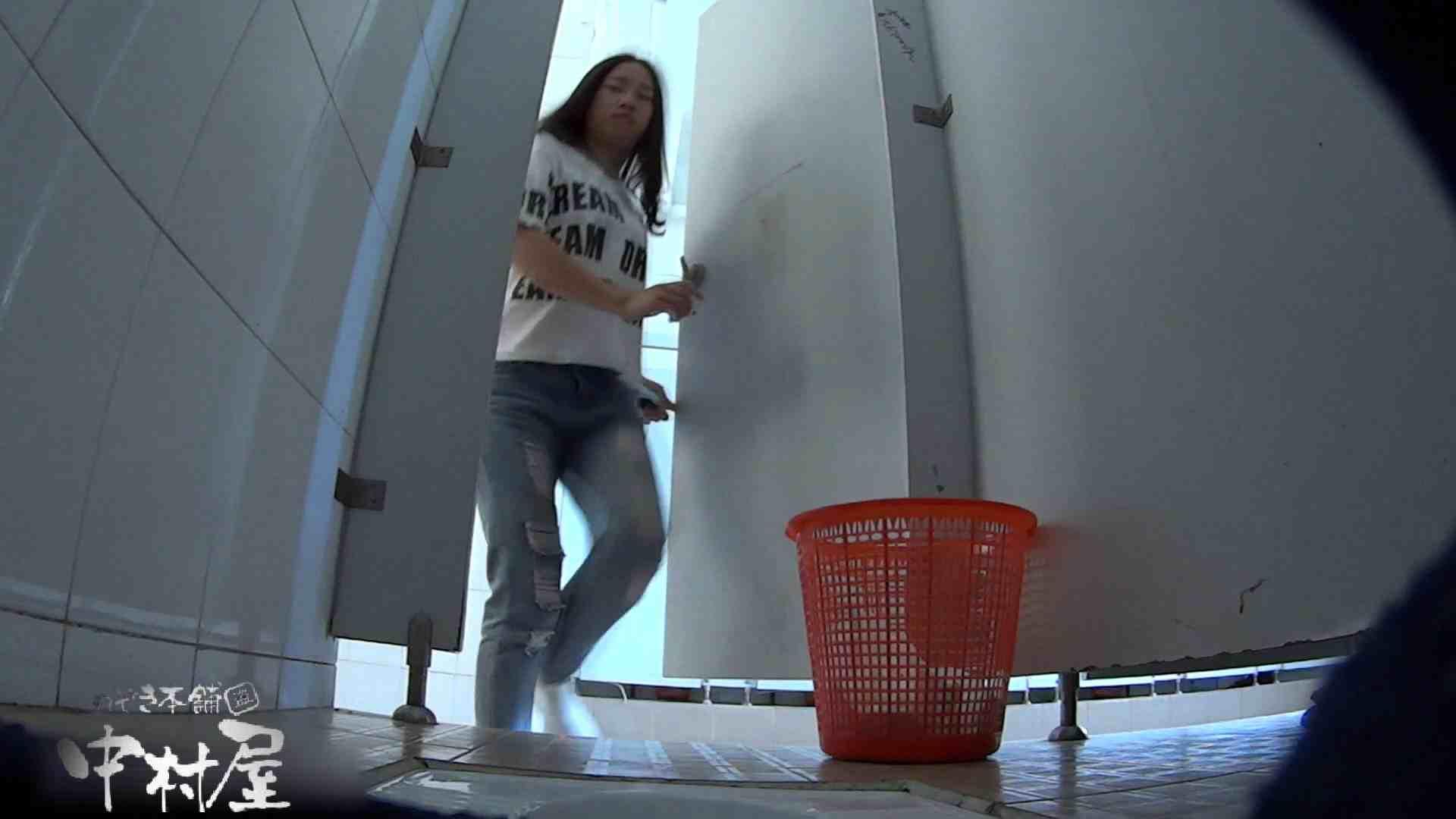 アジアンビューティー達の聖水 大学休憩時間の洗面所事情24 洗面所編 濡れ場動画紹介 76PIX 2