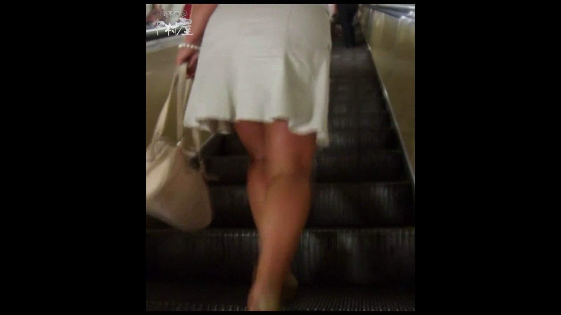 綺麗なモデルさんのスカート捲っちゃおう‼ vol08 お姉さんのエロ動画  91PIX 74