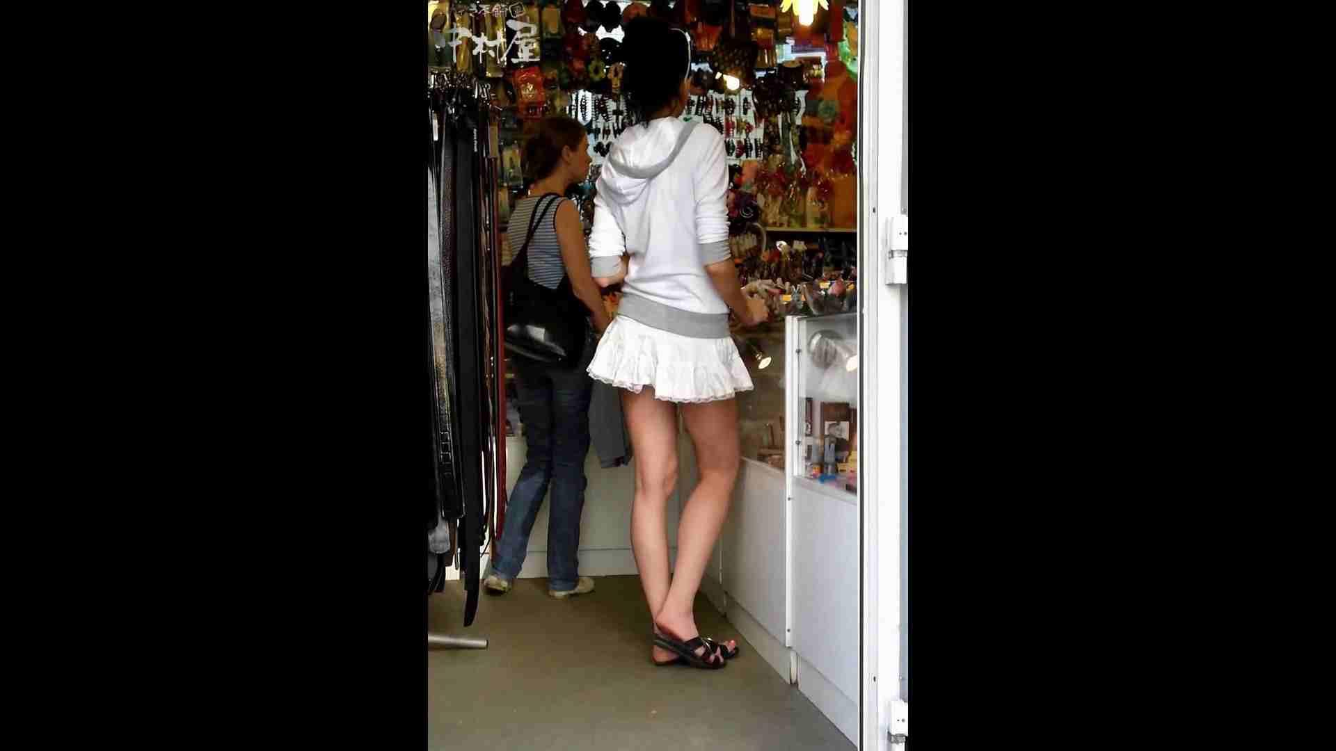 綺麗なモデルさんのスカート捲っちゃおう‼ vol17 お姉さんのエロ動画   0  94PIX 1