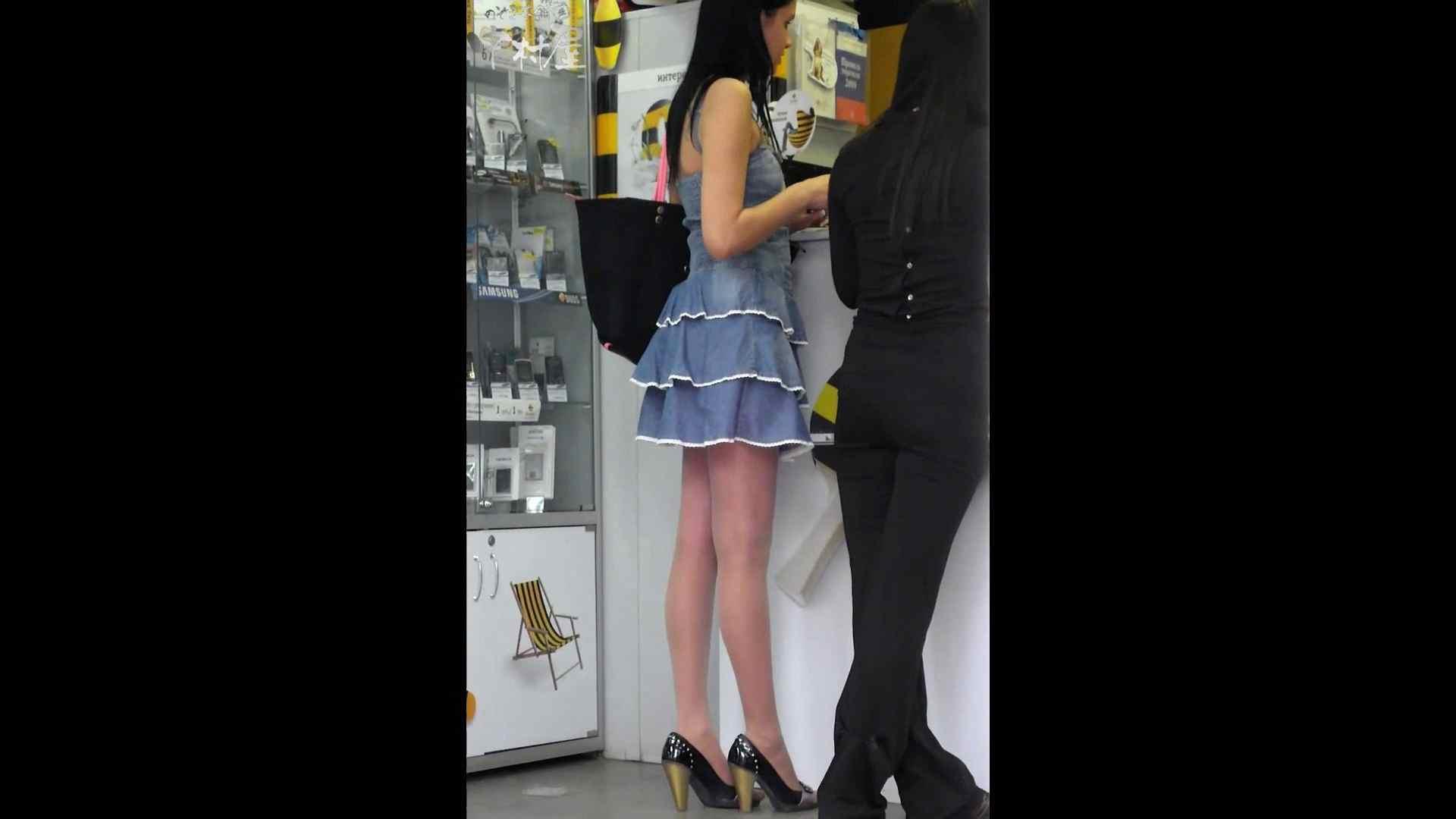 綺麗なモデルさんのスカート捲っちゃおう‼ vol18 お姉さんのエロ動画  81PIX 32