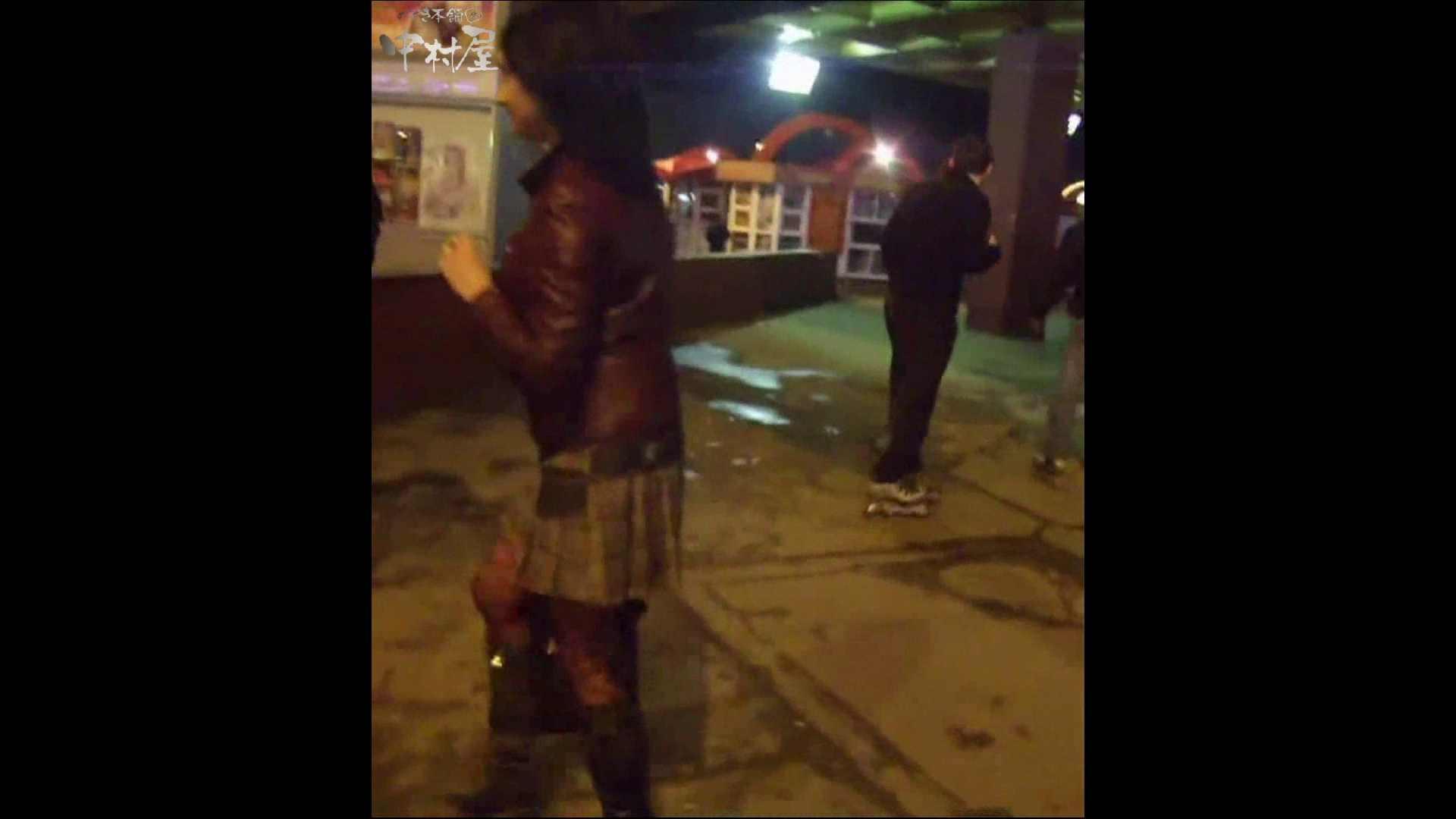 綺麗なモデルさんのスカート捲っちゃおう‼ vol19 お姉さんのエロ動画  110PIX 110