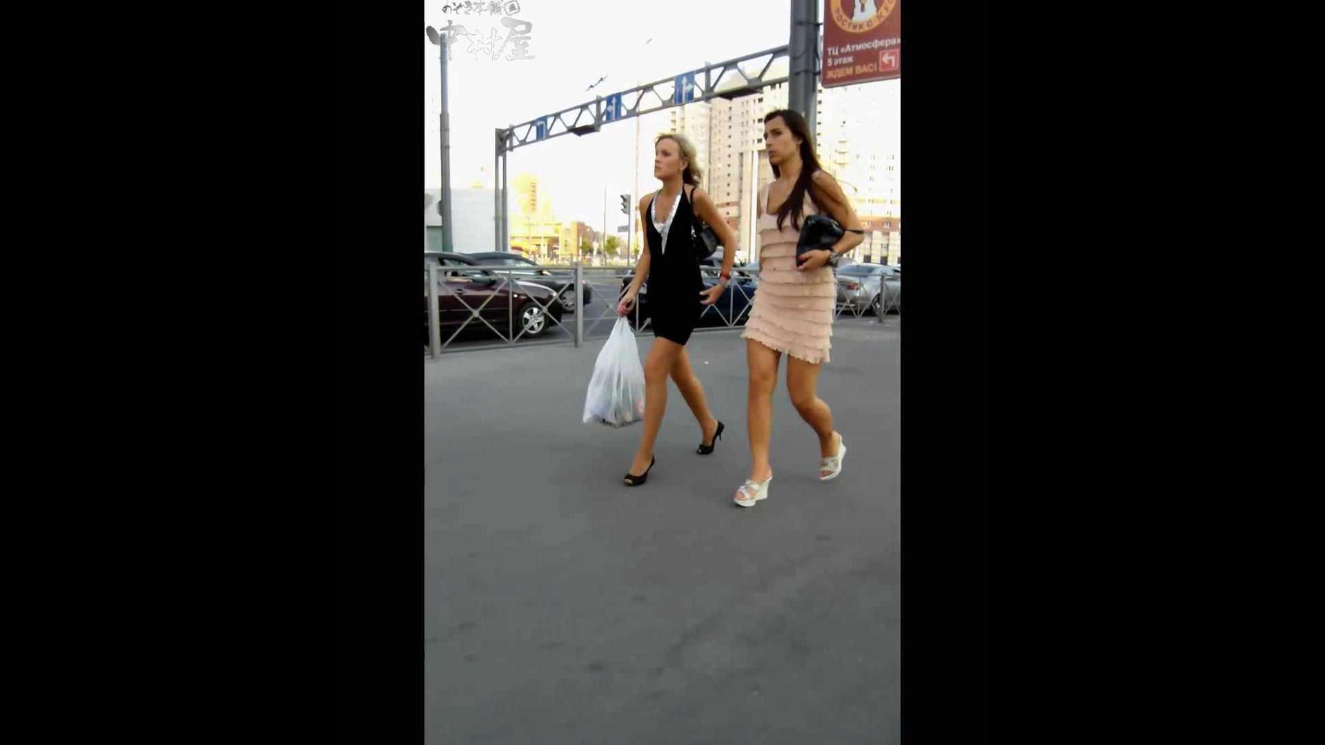 綺麗なモデルさんのスカート捲っちゃおう‼ vol20 お姉さんのエロ動画  83PIX 22