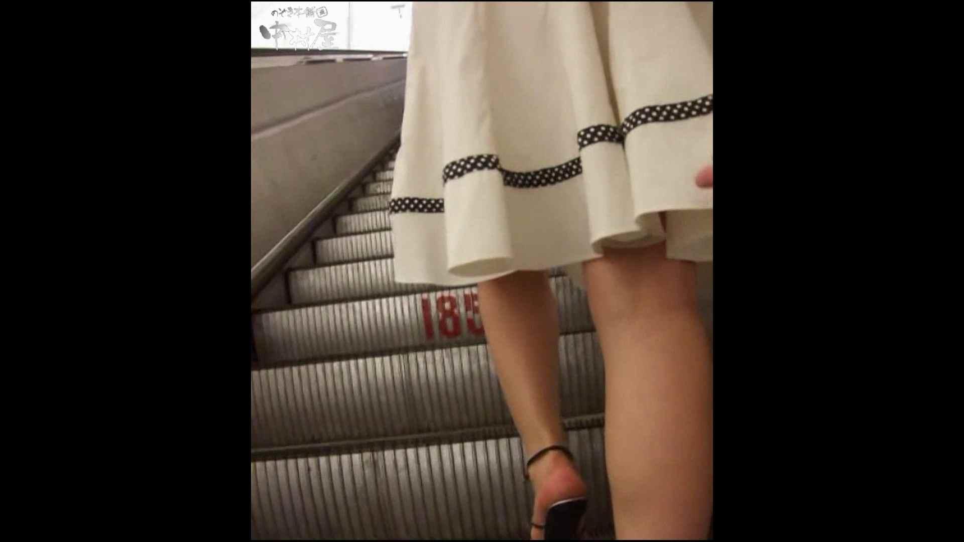 綺麗なモデルさんのスカート捲っちゃおう‼ vol26 お姉さんのエロ動画  77PIX 48