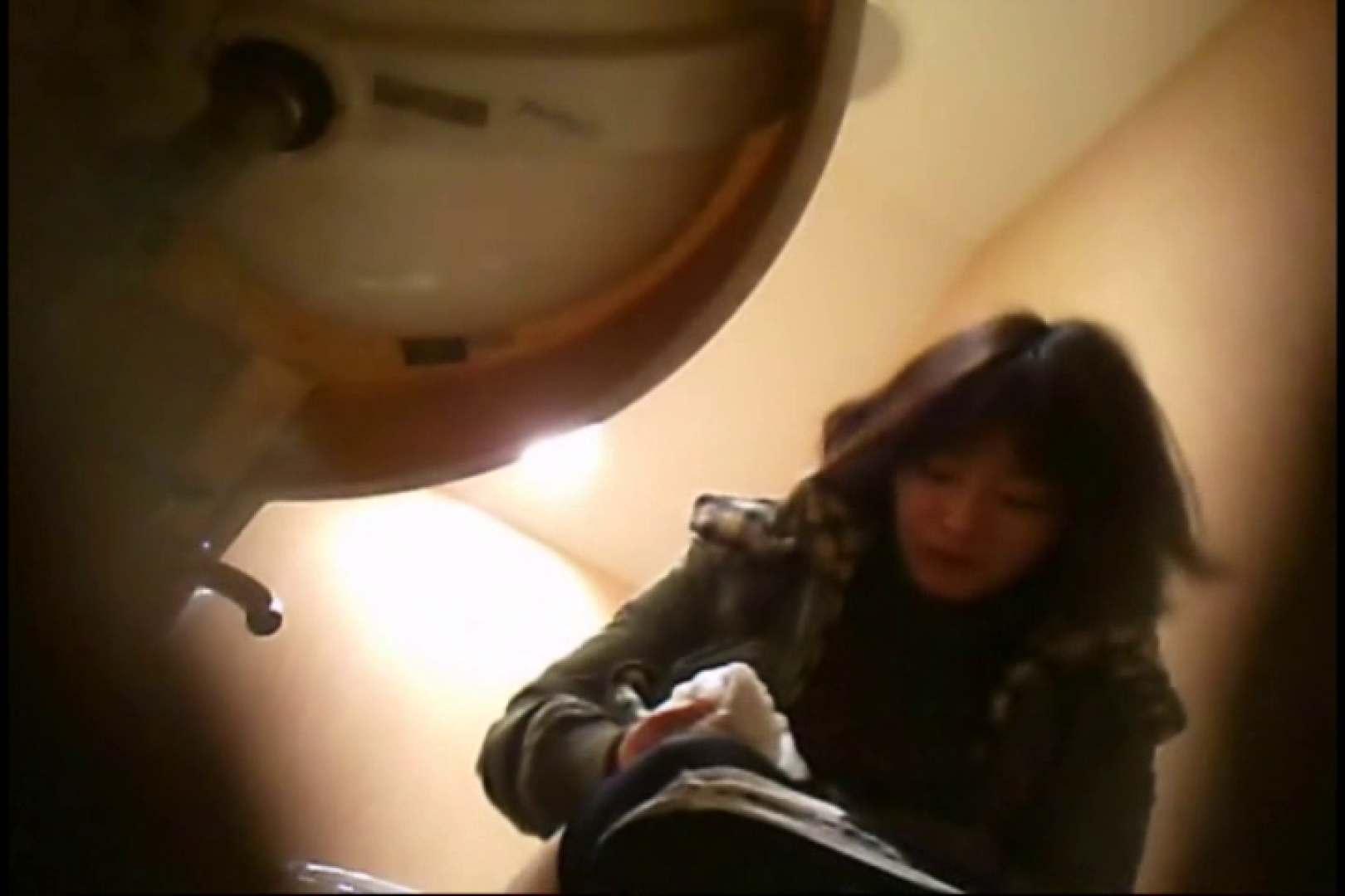 画質向上!新亀さん厠 vol.01 黄金水 ワレメ動画紹介 107PIX 19