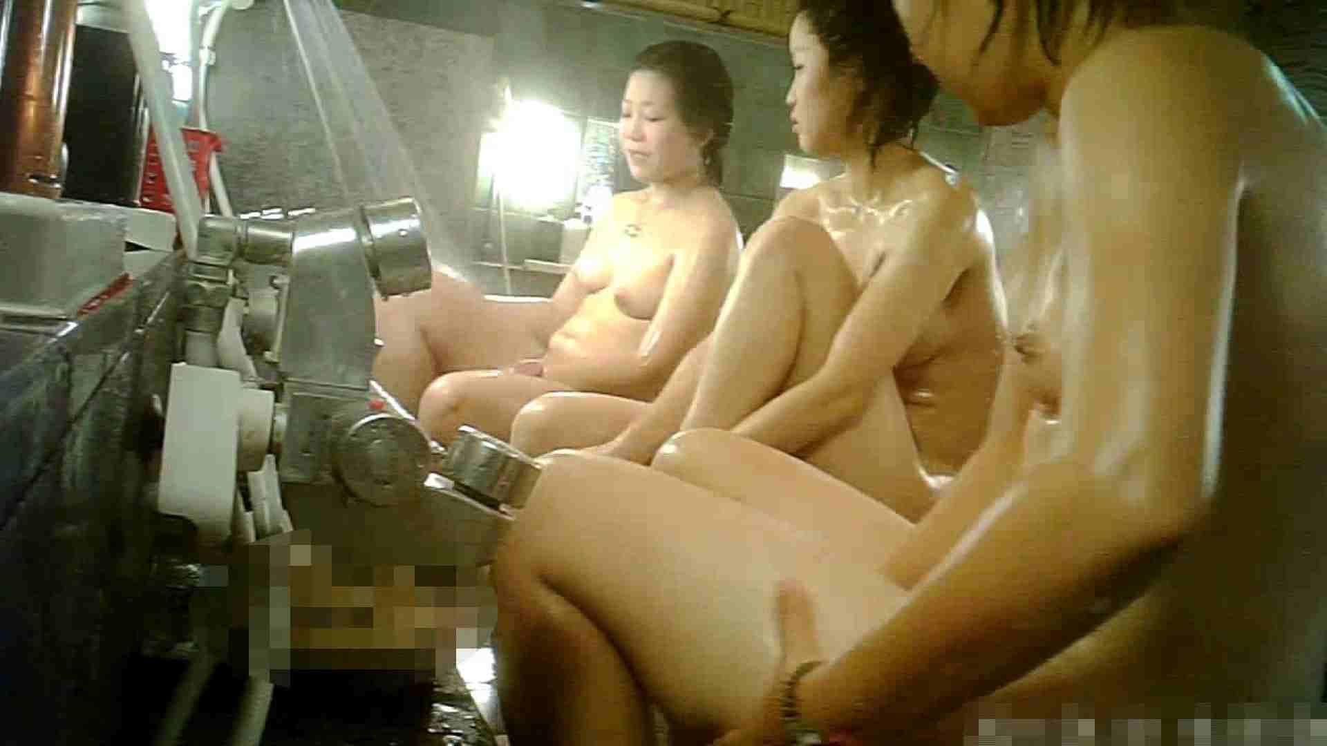 手を染めてしまった女性盗撮師の女風呂潜入記 vol.006 銭湯 ヌード画像 100PIX 77