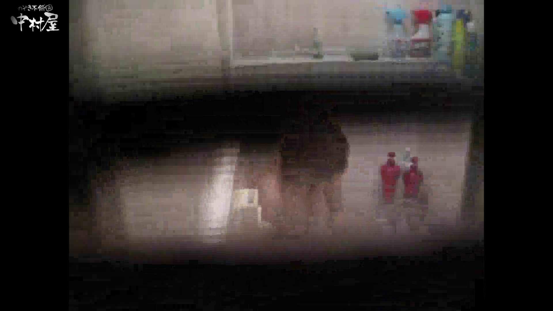 民家風呂専門盗撮師の超危険映像 vol.017 股間 性交動画流出 110PIX 48