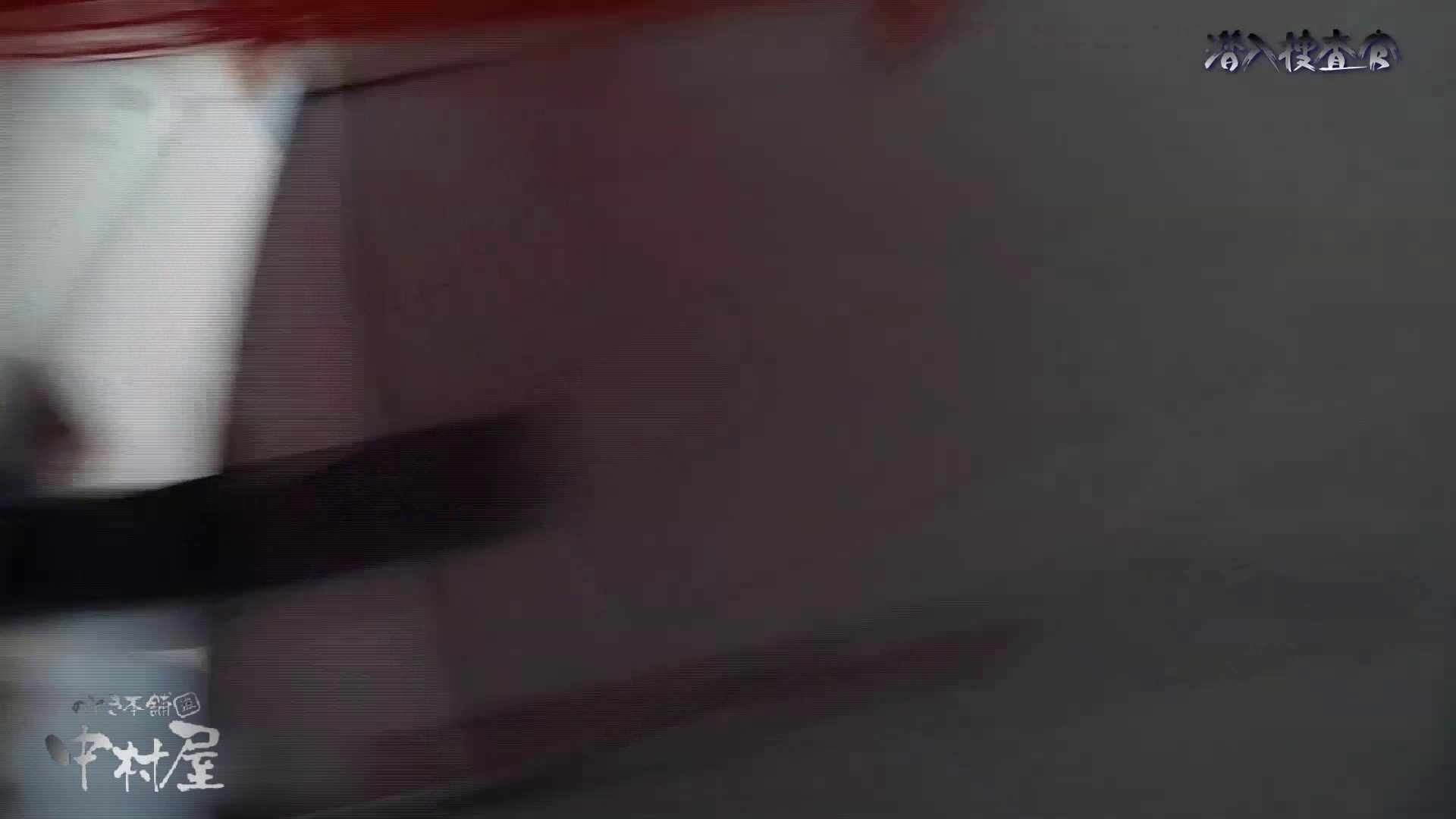 なんだこれ!31 信じられないカーブ、エロイ拭き方が堪らない前編 潜入  107PIX 12
