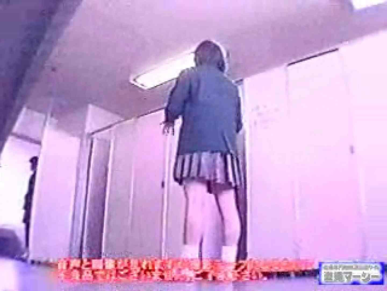 女子便所和式厠Ⅱ フリーハンド  104PIX 72