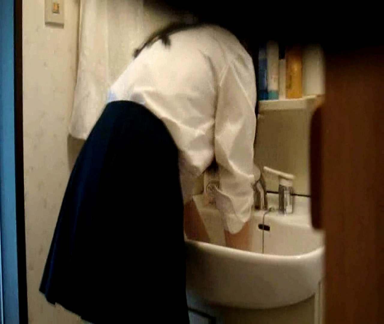 二人とも育てた甲斐がありました… vol.05 まどかが洗顔後にブラを洗濯 盗撮シリーズ | おまんこ見放題  79PIX 7