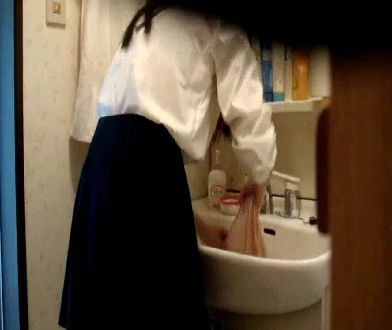 二人とも育てた甲斐がありました… vol.05 まどかが洗顔後にブラを洗濯 盗撮シリーズ | おまんこ見放題  79PIX 13