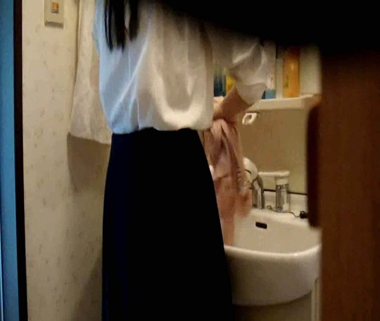 二人とも育てた甲斐がありました… vol.05 まどかが洗顔後にブラを洗濯 盗撮シリーズ | おまんこ見放題  79PIX 17