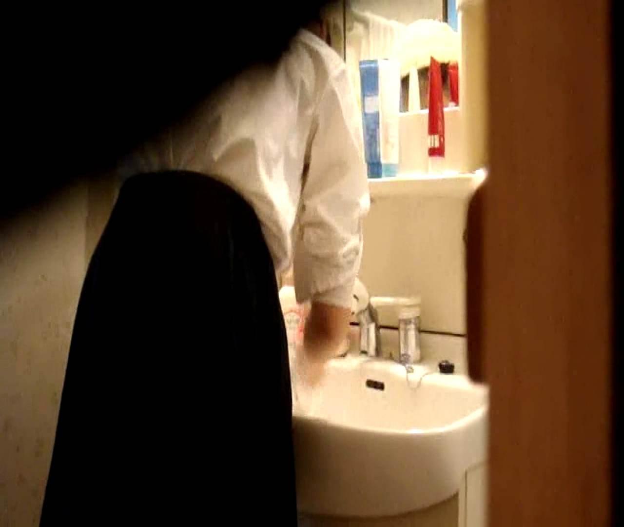 二人とも育てた甲斐がありました… vol.05 まどかが洗顔後にブラを洗濯 盗撮シリーズ | おまんこ見放題  79PIX 31