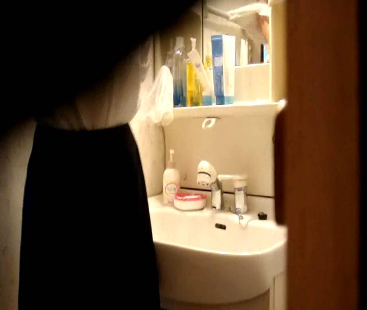 二人とも育てた甲斐がありました… vol.05 まどかが洗顔後にブラを洗濯 盗撮シリーズ  79PIX 44