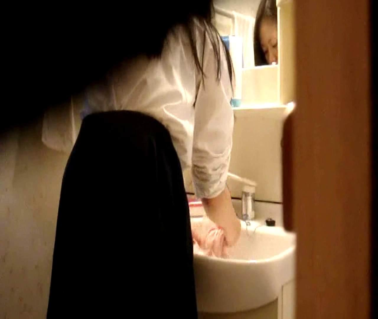 二人とも育てた甲斐がありました… vol.05 まどかが洗顔後にブラを洗濯 盗撮シリーズ | おまんこ見放題  79PIX 49