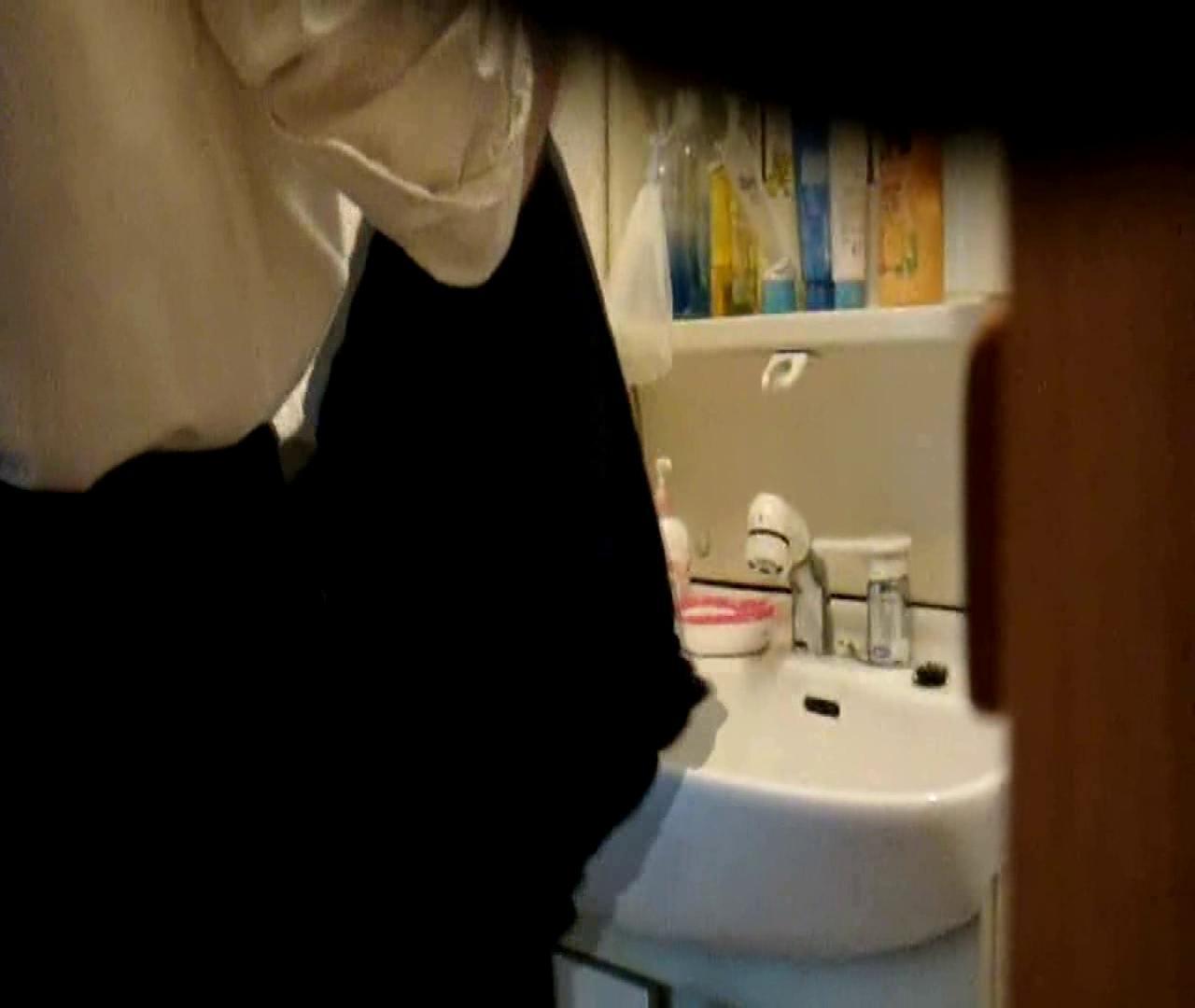 二人とも育てた甲斐がありました… vol.05 まどかが洗顔後にブラを洗濯 盗撮シリーズ | おまんこ見放題  79PIX 63