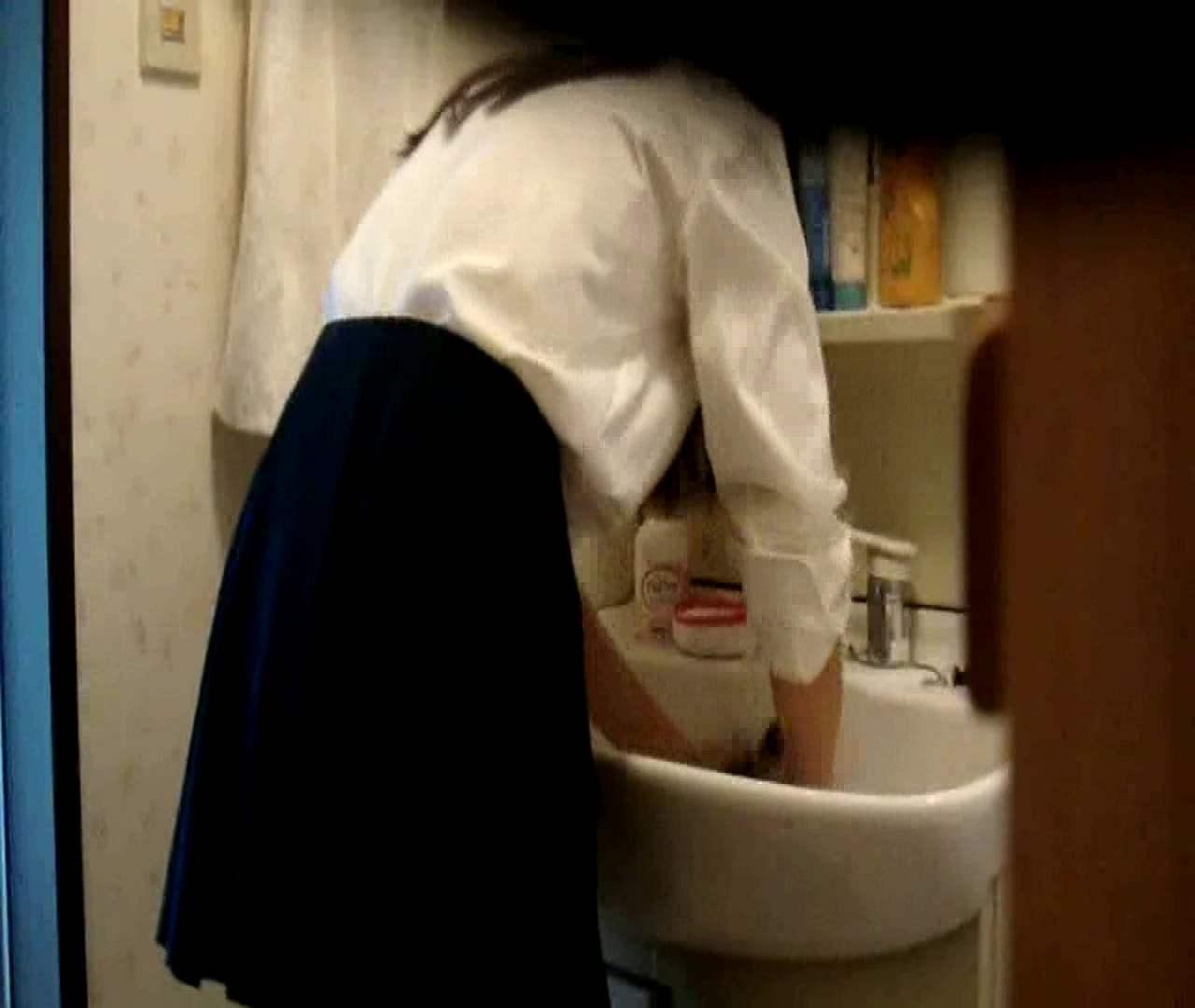 二人とも育てた甲斐がありました… vol.05 まどかが洗顔後にブラを洗濯 盗撮シリーズ | おまんこ見放題  79PIX 71