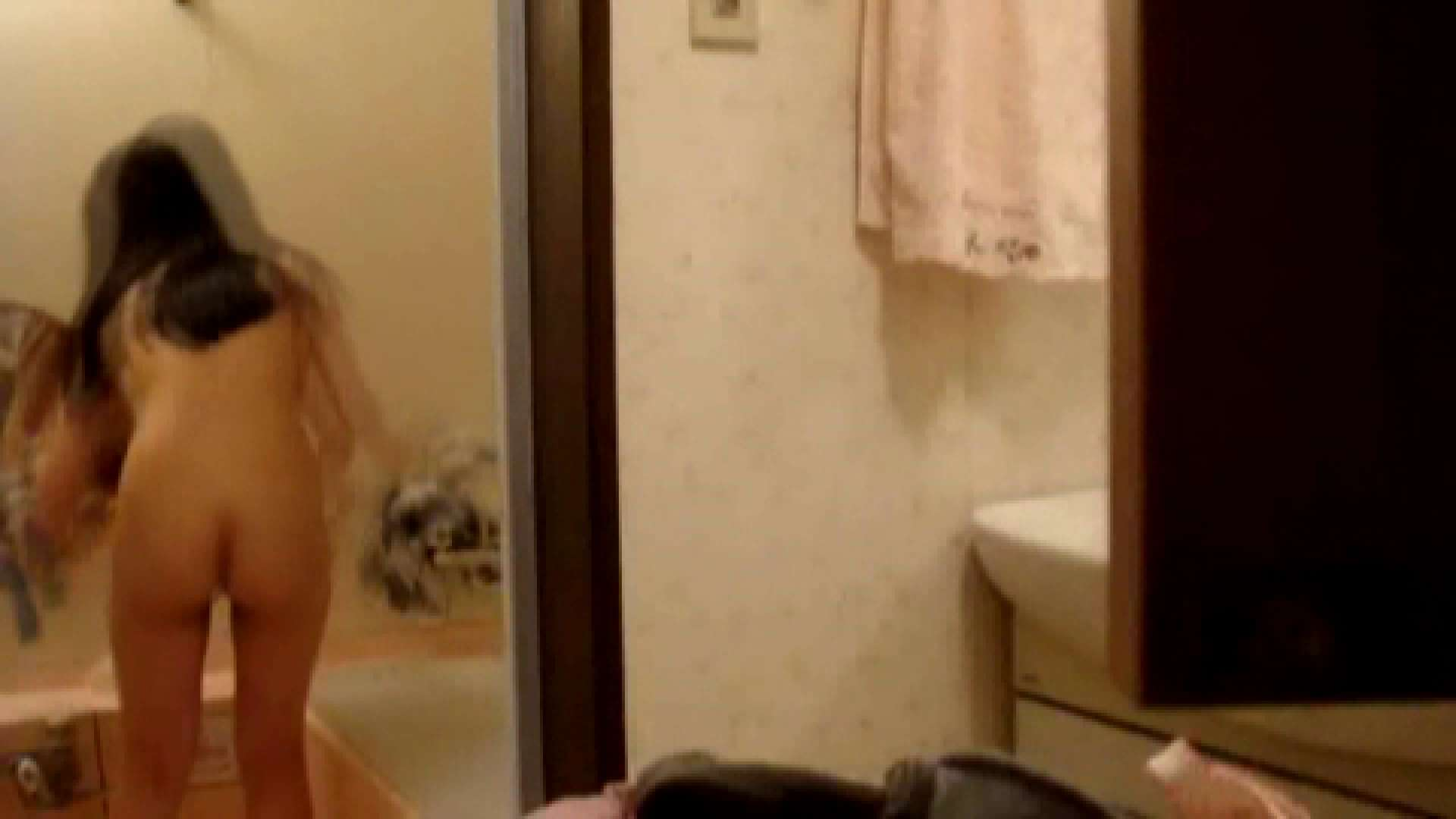 二人とも育てた甲斐がありました… vol.08 まどかの入浴中にカメラに気付いたか!? 入浴   0  84PIX 37