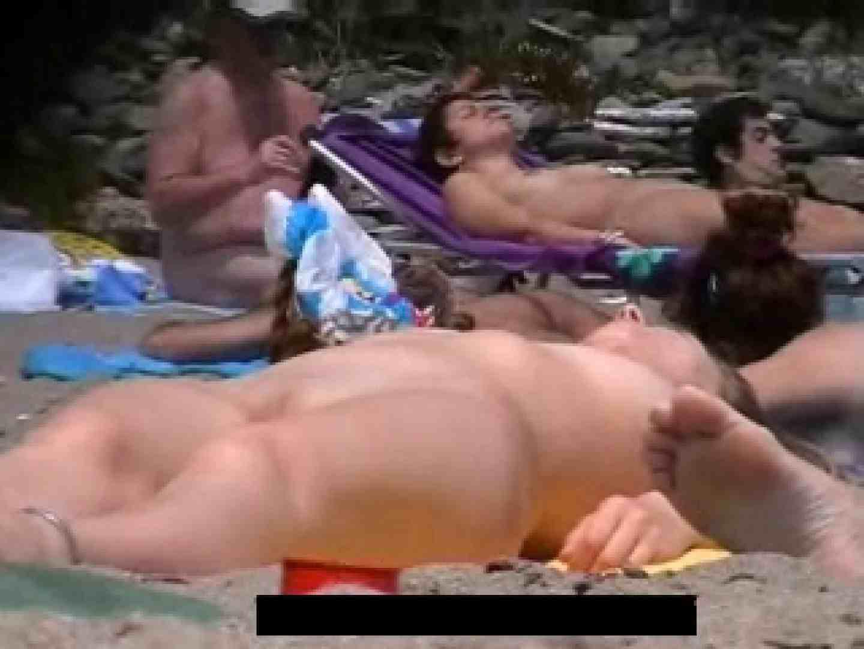洋物のぞきビーチ編vol.11 望遠映像 オメコ動画キャプチャ 81PIX 26