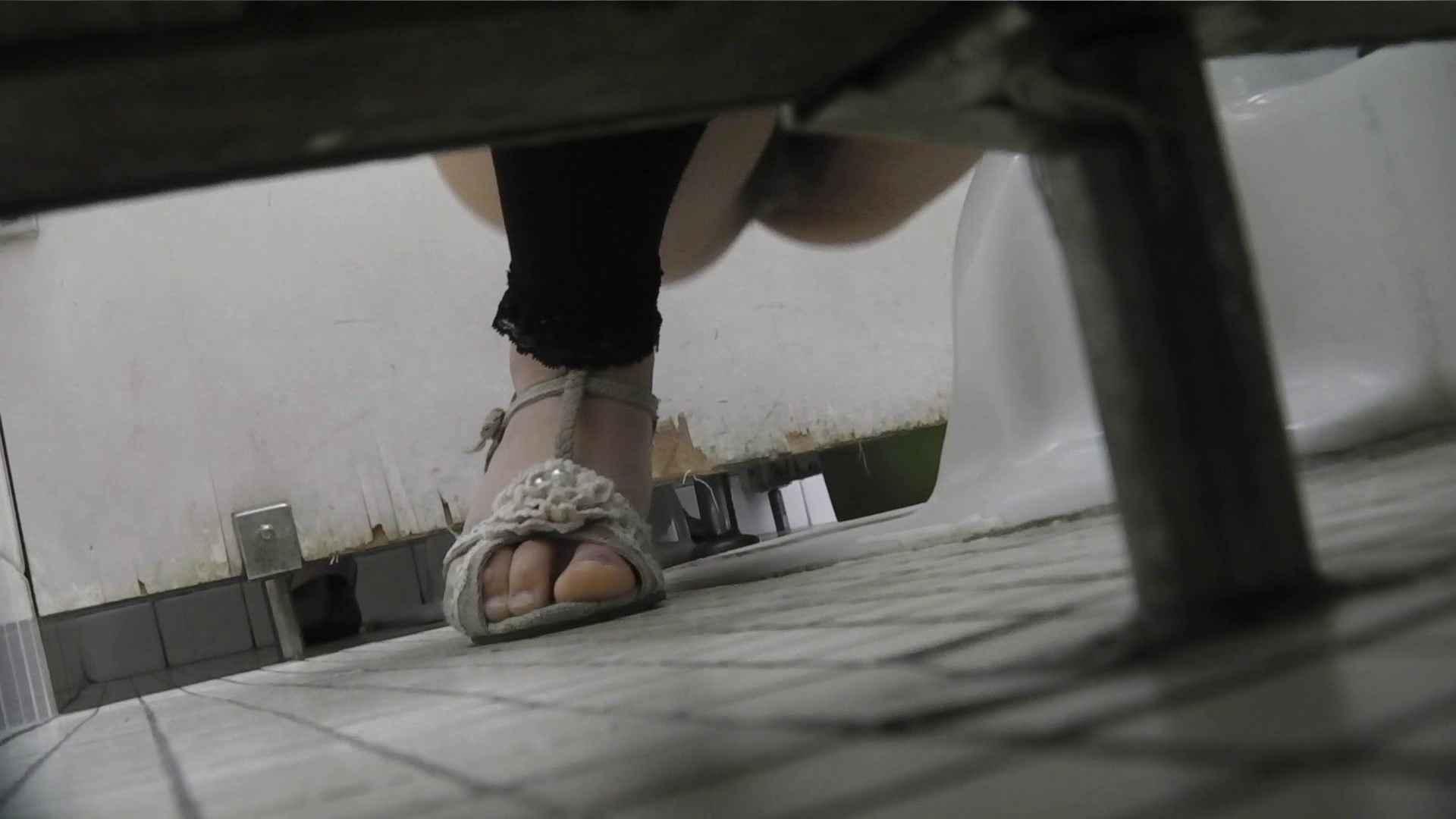 vol.06 命がけ潜伏洗面所! 茶髪タン、ハァハァ 前編 潜入 性交動画流出 76PIX 56