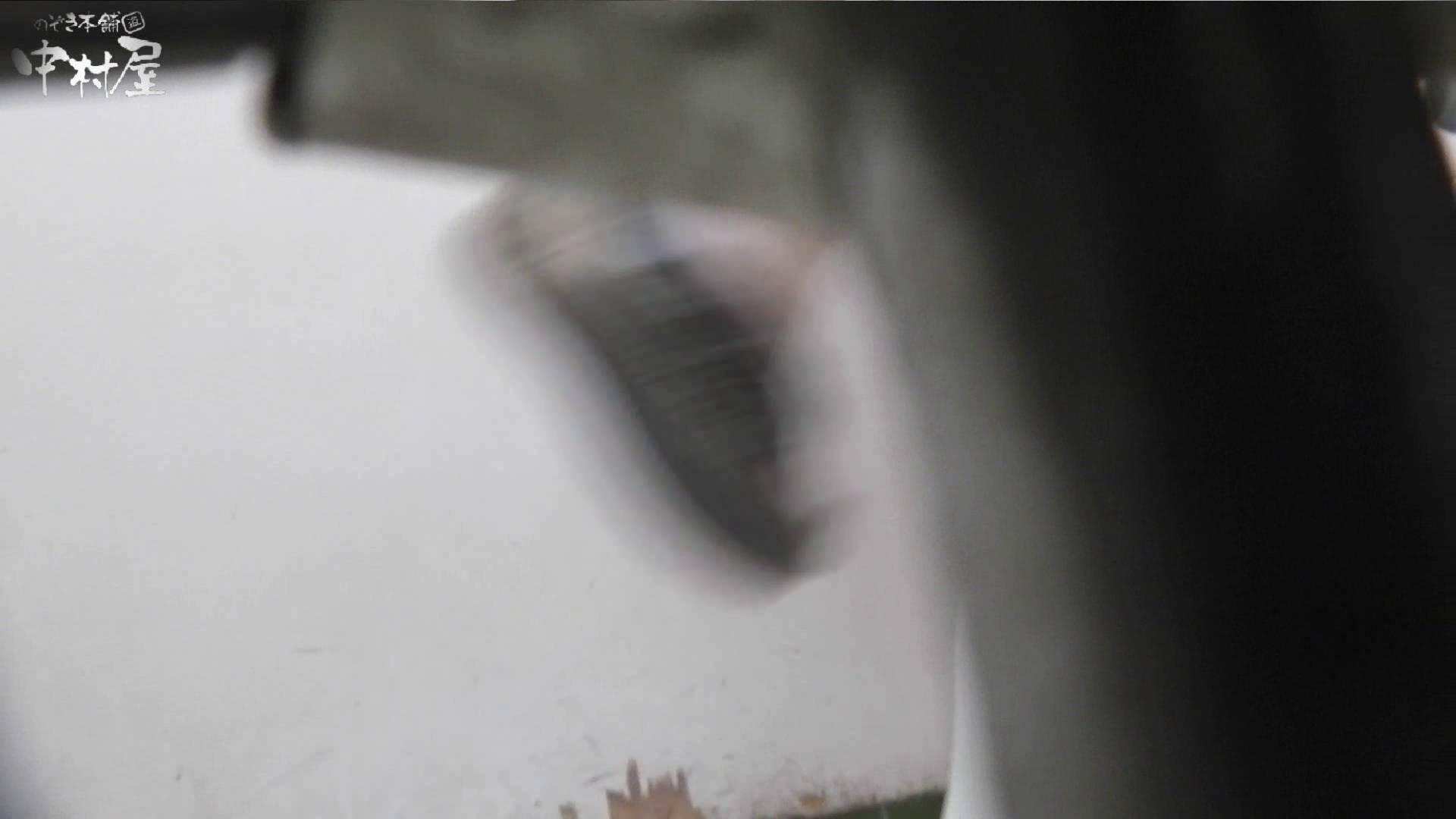 vol.31 命がけ潜伏洗面所! 半出しして諦めるポニテさん 洗面所編 ワレメ無修正動画無料 106PIX 53
