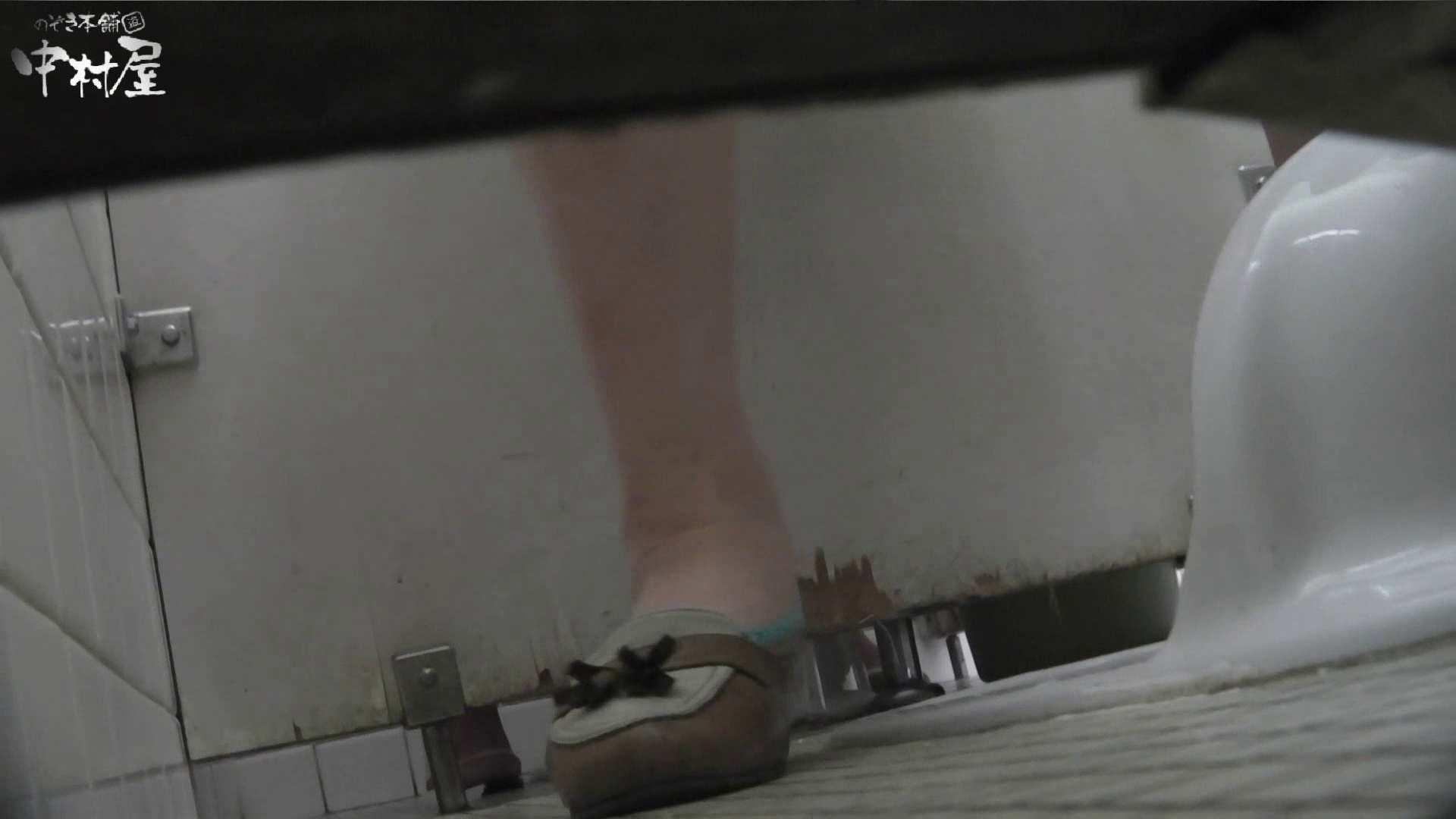 vol.31 命がけ潜伏洗面所! 半出しして諦めるポニテさん 洗面所編 ワレメ無修正動画無料 106PIX 59