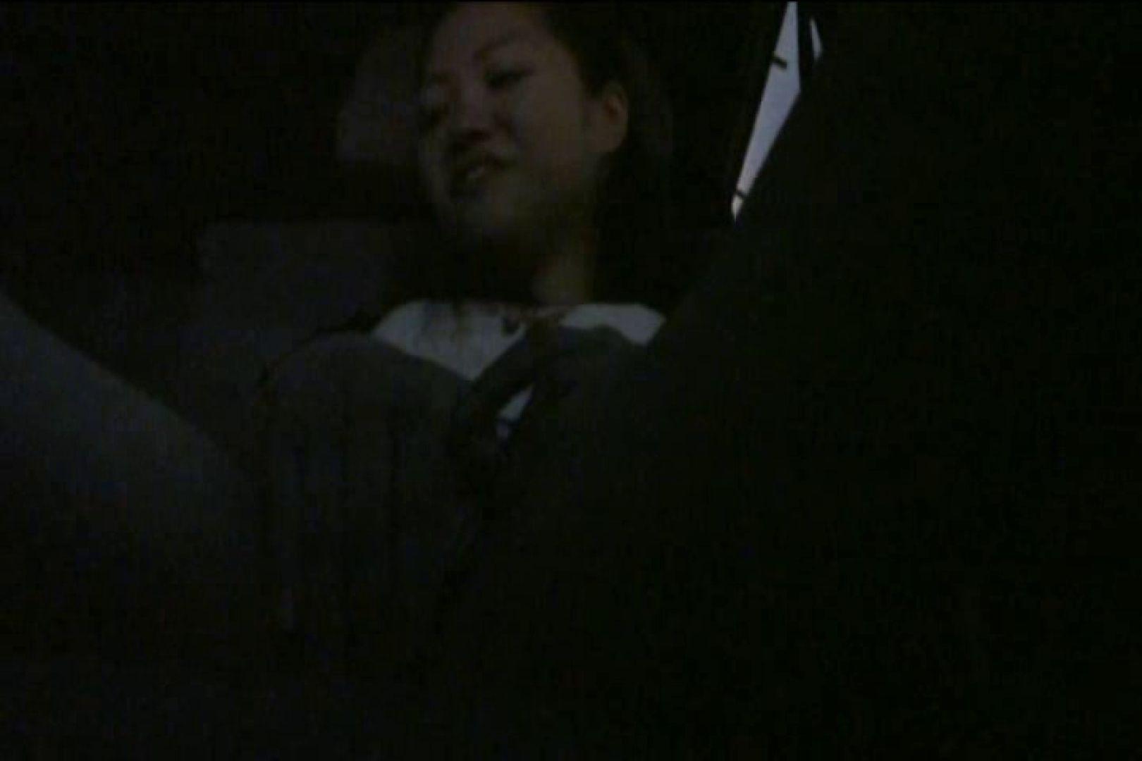 車内で初めまして! vol01 出会い系 えろ無修正画像 102PIX 89