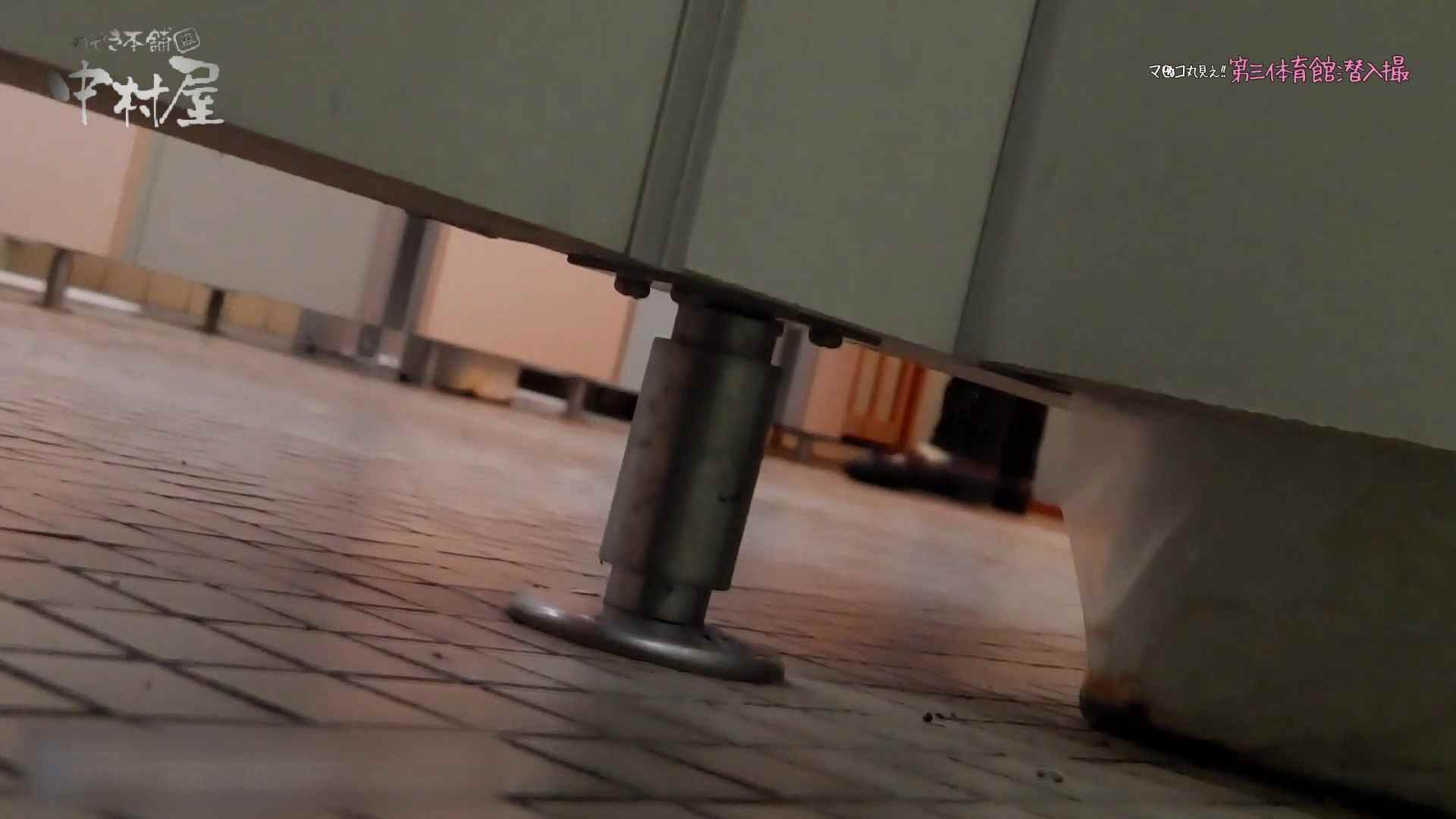 第三体育館File044長身のバレー部員が目の前の個室に入ってくれました。後編 トイレ SEX無修正画像 106PIX 70