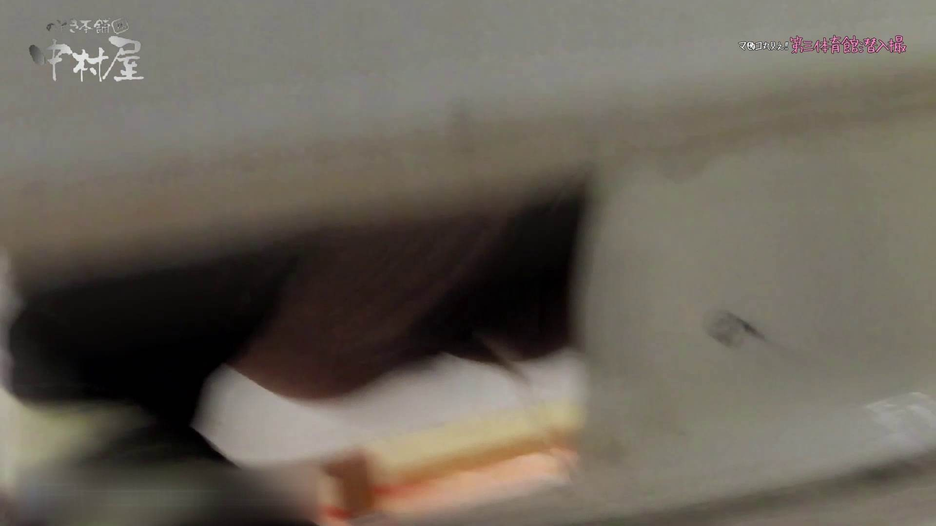 第三体育館File044長身のバレー部員が目の前の個室に入ってくれました。後編 女子トイレ編  106PIX 78