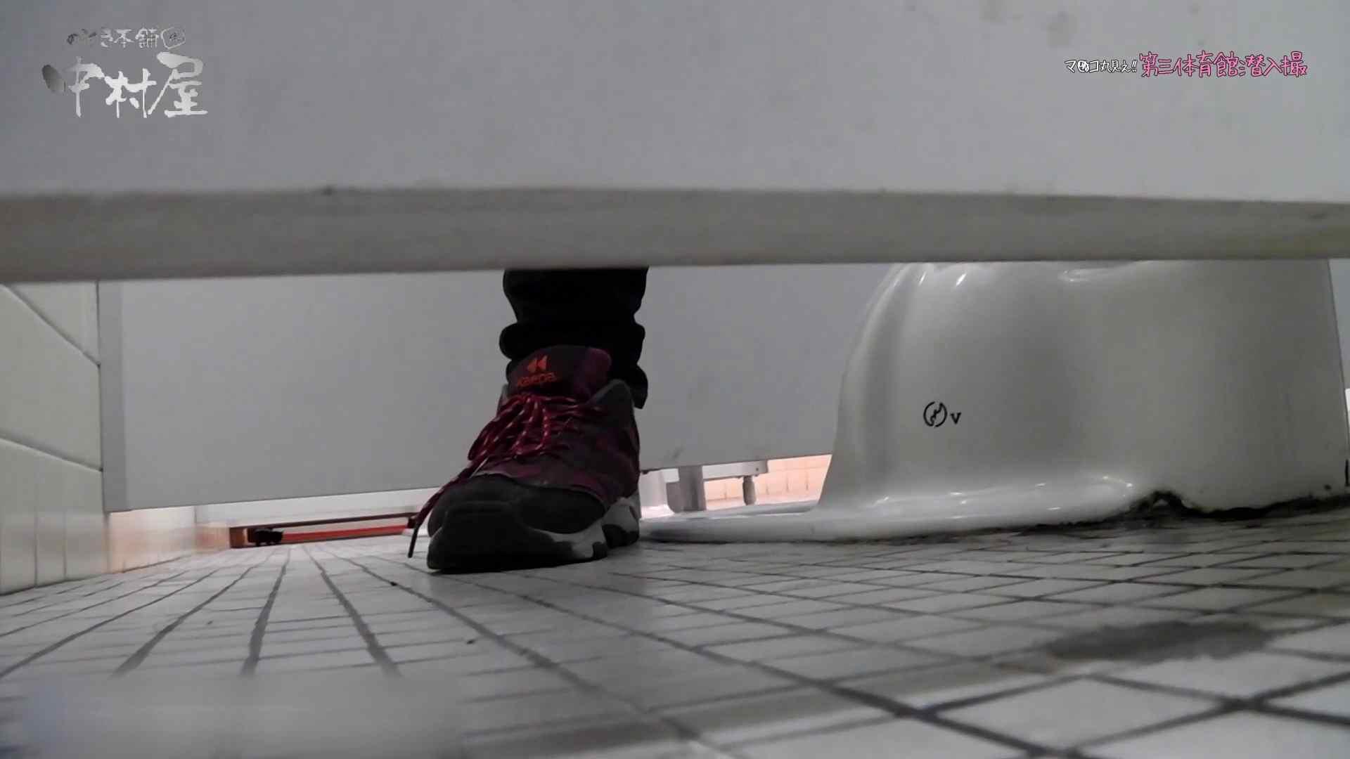 第三体育館File044長身のバレー部員が目の前の個室に入ってくれました。後編 排泄編 ワレメ動画紹介 106PIX 98
