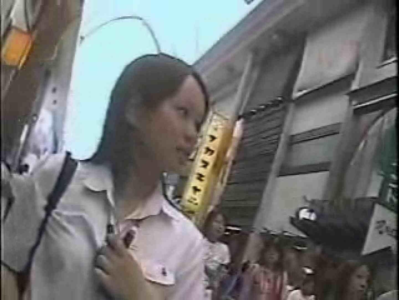 高画質版! 2004年ストリートNo.8 パンチラ  95PIX 40