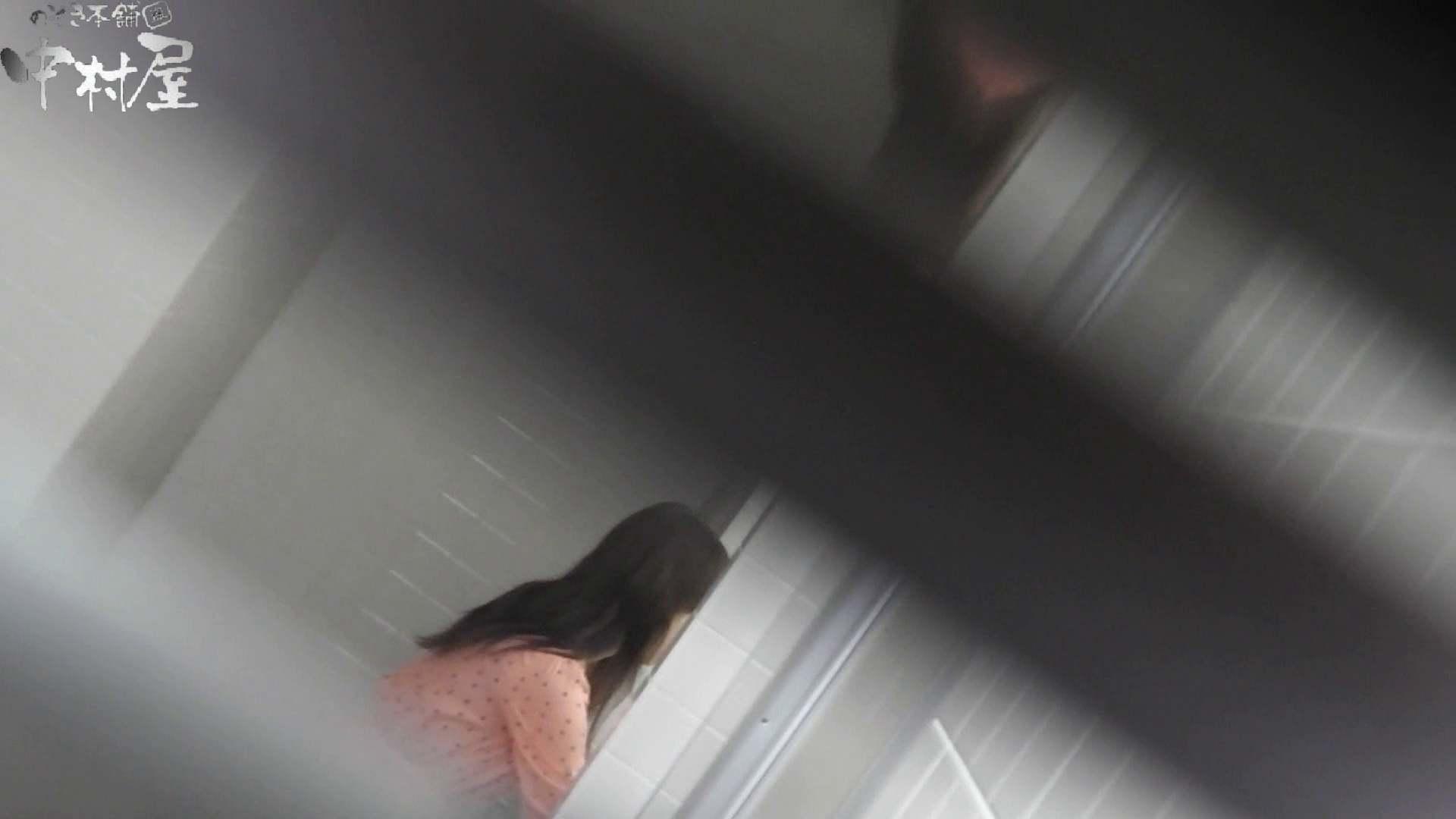 【お銀さんの「洗面所突入レポート!!」】お銀さんの「洗面所突入レポート!!」 vol.28小島陽菜似のピンクオシャレさん 洗面所編  94PIX 24