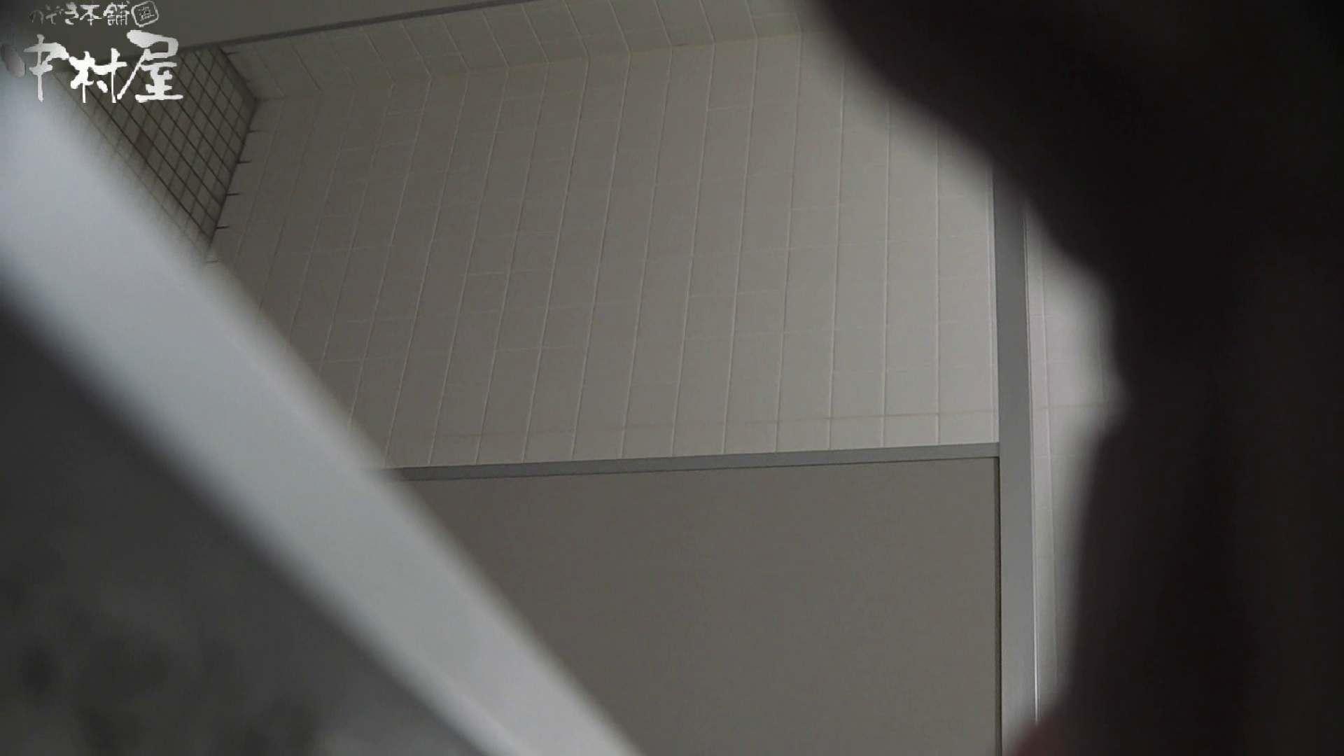 【お銀さんの「洗面所突入レポート!!」】お銀さんの「洗面所突入レポート!!」 vol.28小島陽菜似のピンクオシャレさん 洗面所編  94PIX 40