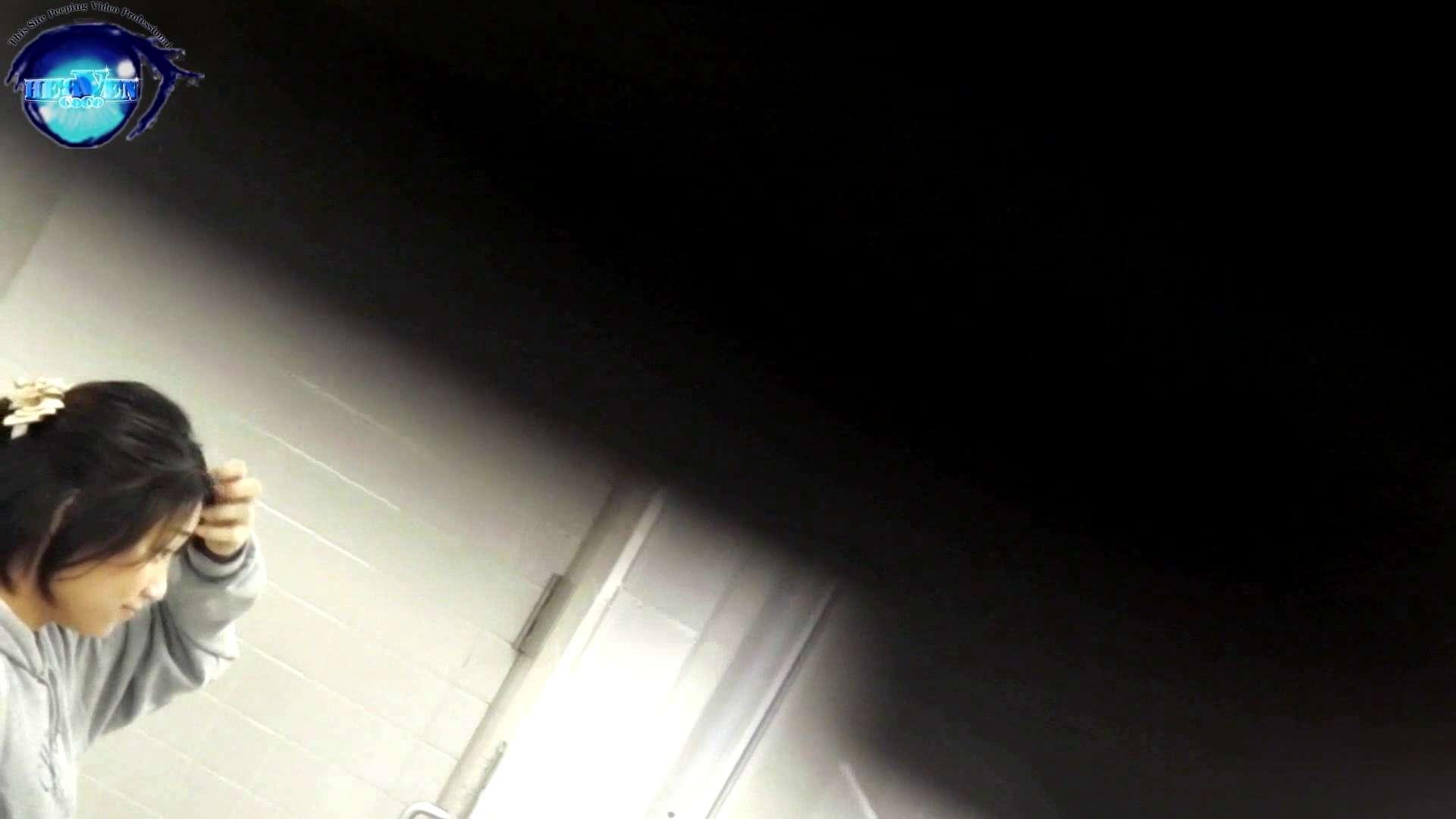 お銀さんの「洗面所突入レポート!!」 vol.54 エロすぎる捻り?前編 洗面所編  113PIX 10