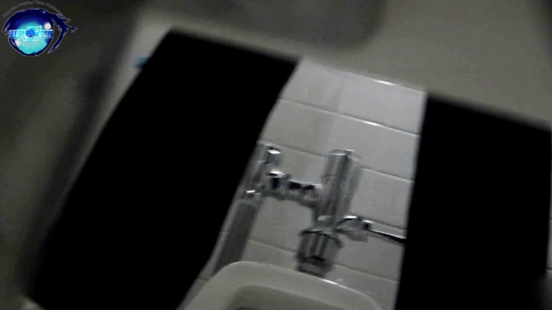 お銀さんの「洗面所突入レポート!!」 vol.54 エロすぎる捻り?前編 洗面所編  113PIX 40