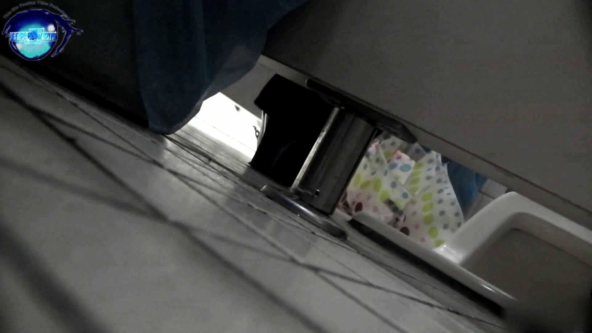 お銀さんの「洗面所突入レポート!!」 vol.54 エロすぎる捻り?前編 洗面所編  113PIX 84