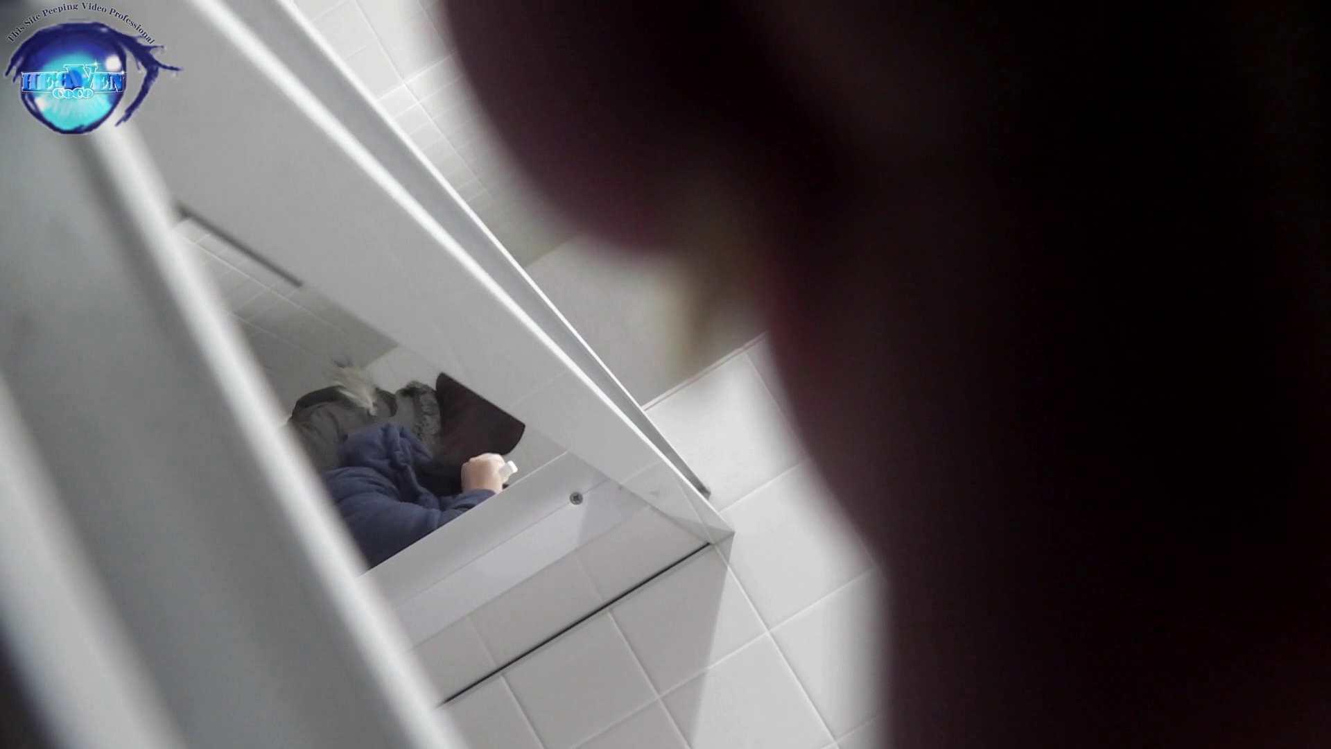 お銀さん vol.59 ピンチ!!「鏡の前で祈る女性」にばれる危機 前編 おまんこ見放題  83PIX 32