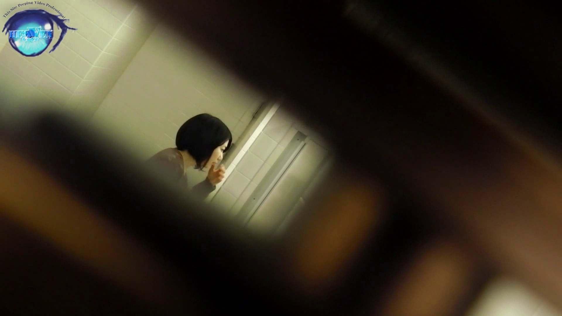 お銀さん vol.59 ピンチ!!「鏡の前で祈る女性」にばれる危機 前編 おまんこ見放題 | 盗撮シリーズ  83PIX 33