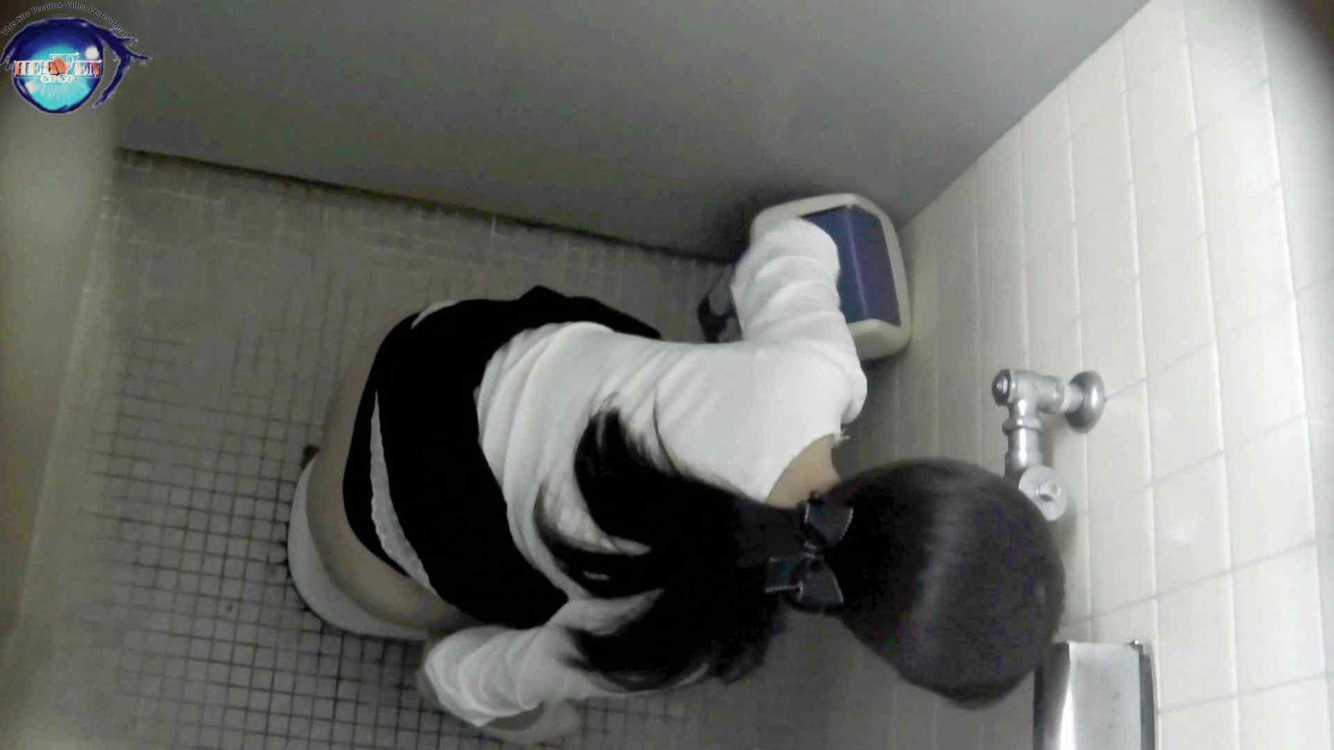洗面所突入レポート!!お銀 vol.67 新たな場所への挑戦が始まる!!後編 洗面所編 | トイレ  100PIX 65