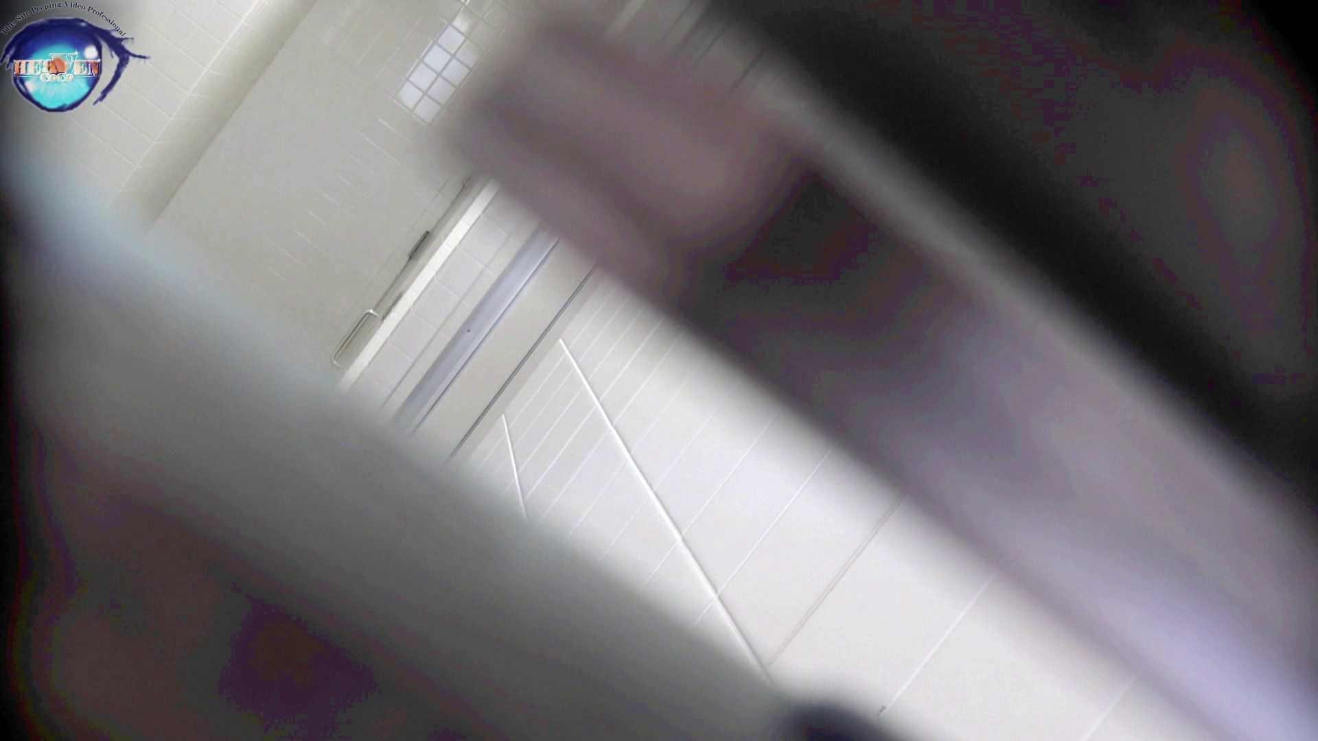 洗面所突入レポート!!お銀 vol.68 無謀に通路に飛び出て一番明るいフロント撮り実現 前編 洗面所編  86PIX 12